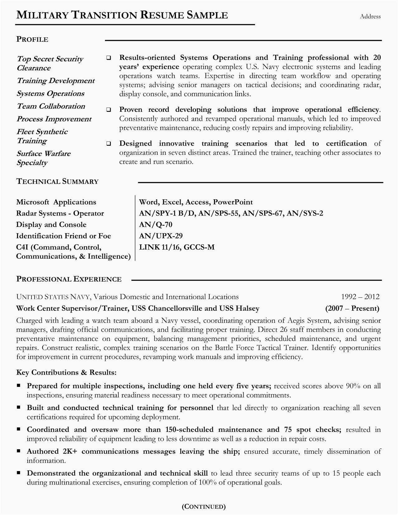20 Years Experience Resume - 20 Best Ses Resume Professional