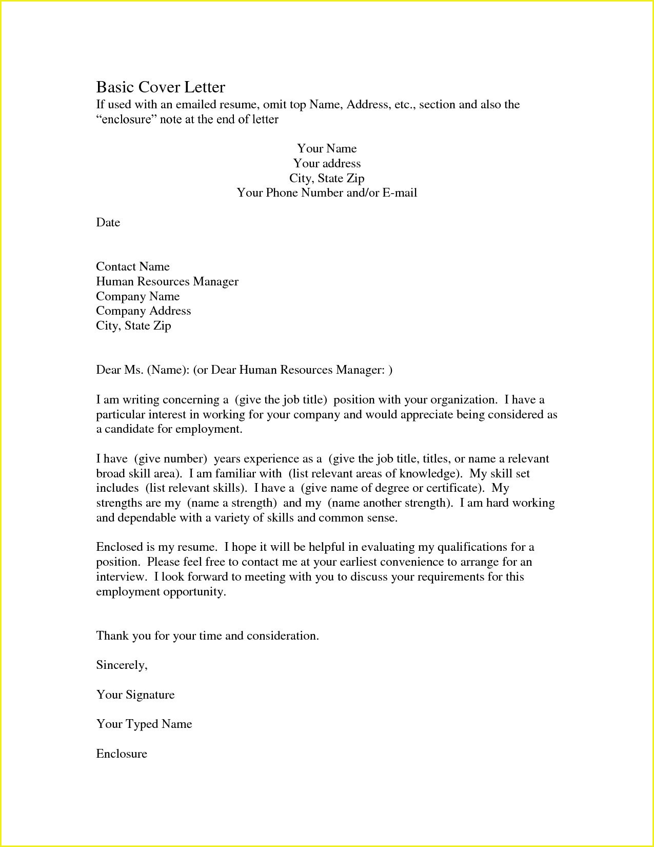 13 about me in resume examples