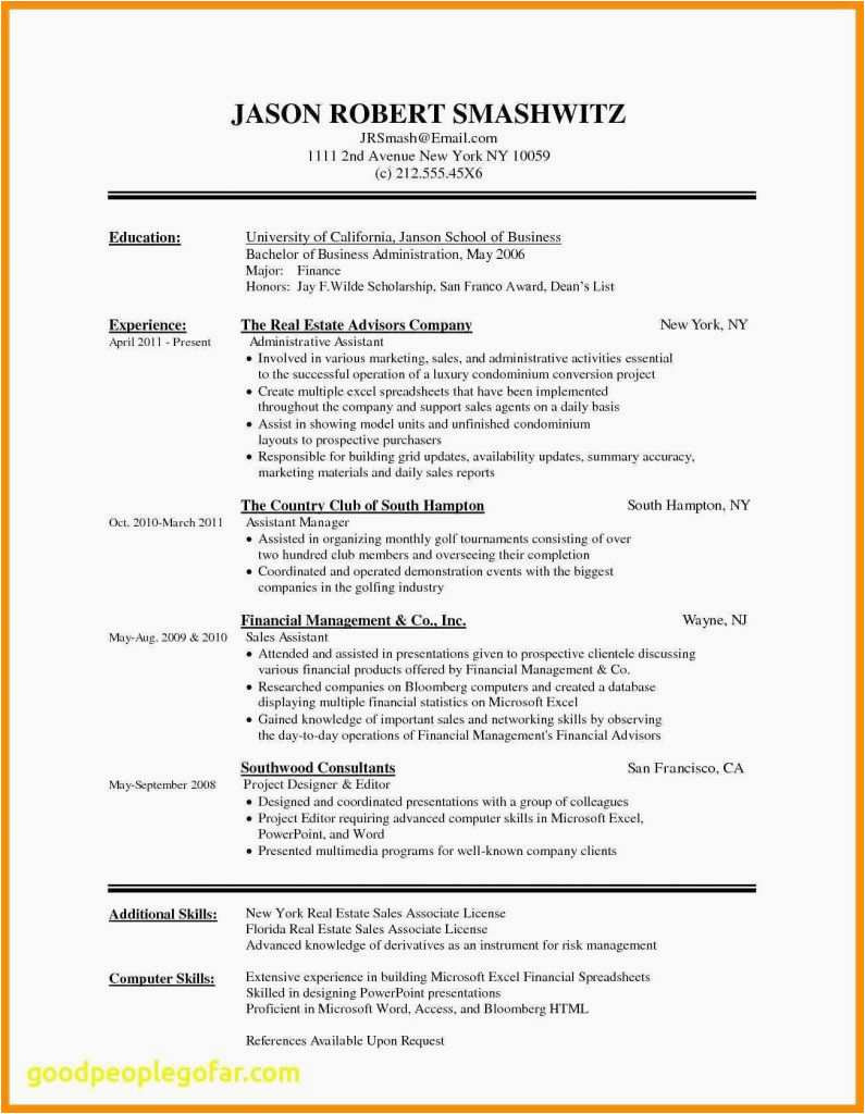 Acting Resume Template for Microsoft Word - Resume Cv Templates