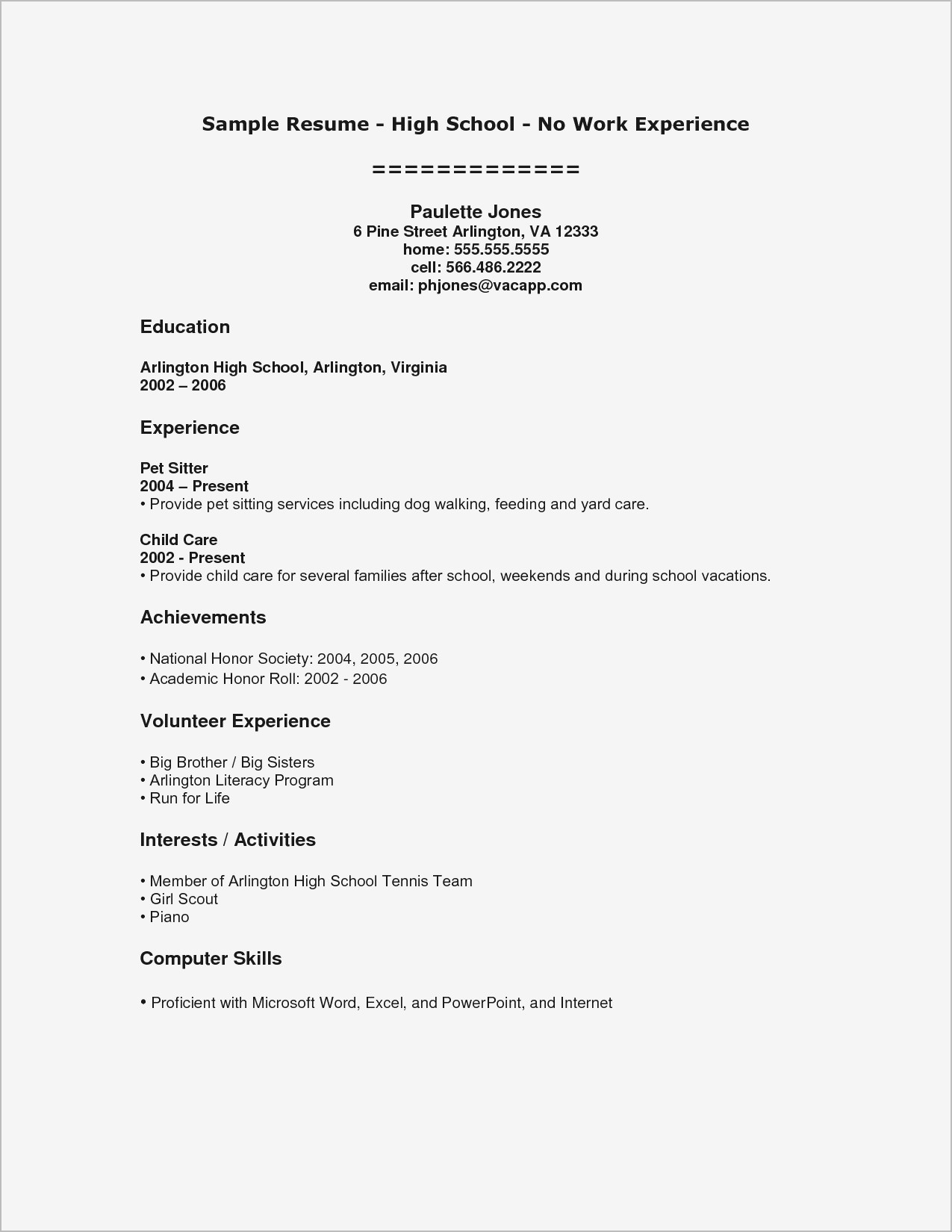 Acting Resume Template Pdf - Resume for Teens Lovely 15 Awesome Sample Acting Resume Radio Viva