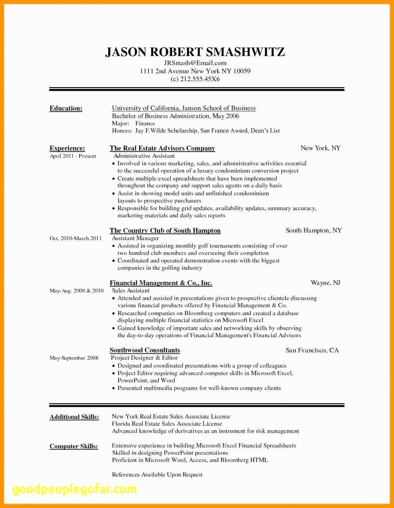 Actor Resume Template Word - Cover Page for Annual Report Template New Acting Resume Templates