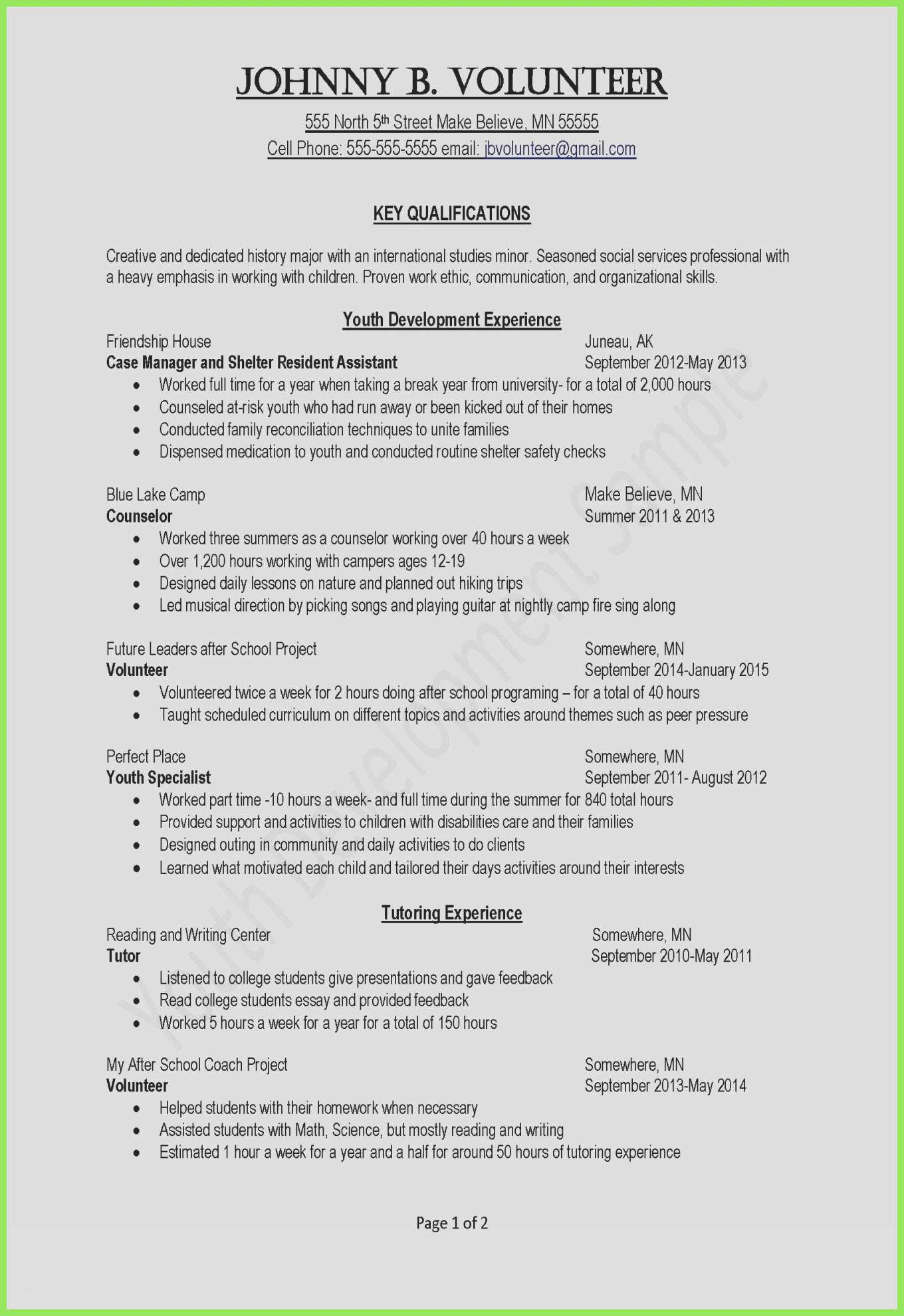 After School Counselor Resume - Guidance Counselor Cover Letter