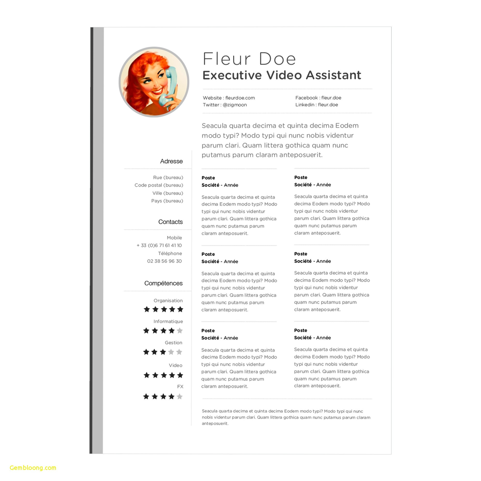 Apple Pages Resume Template - Apple Resume Builder Fresh Resume Templates for Pages Mac New Resume