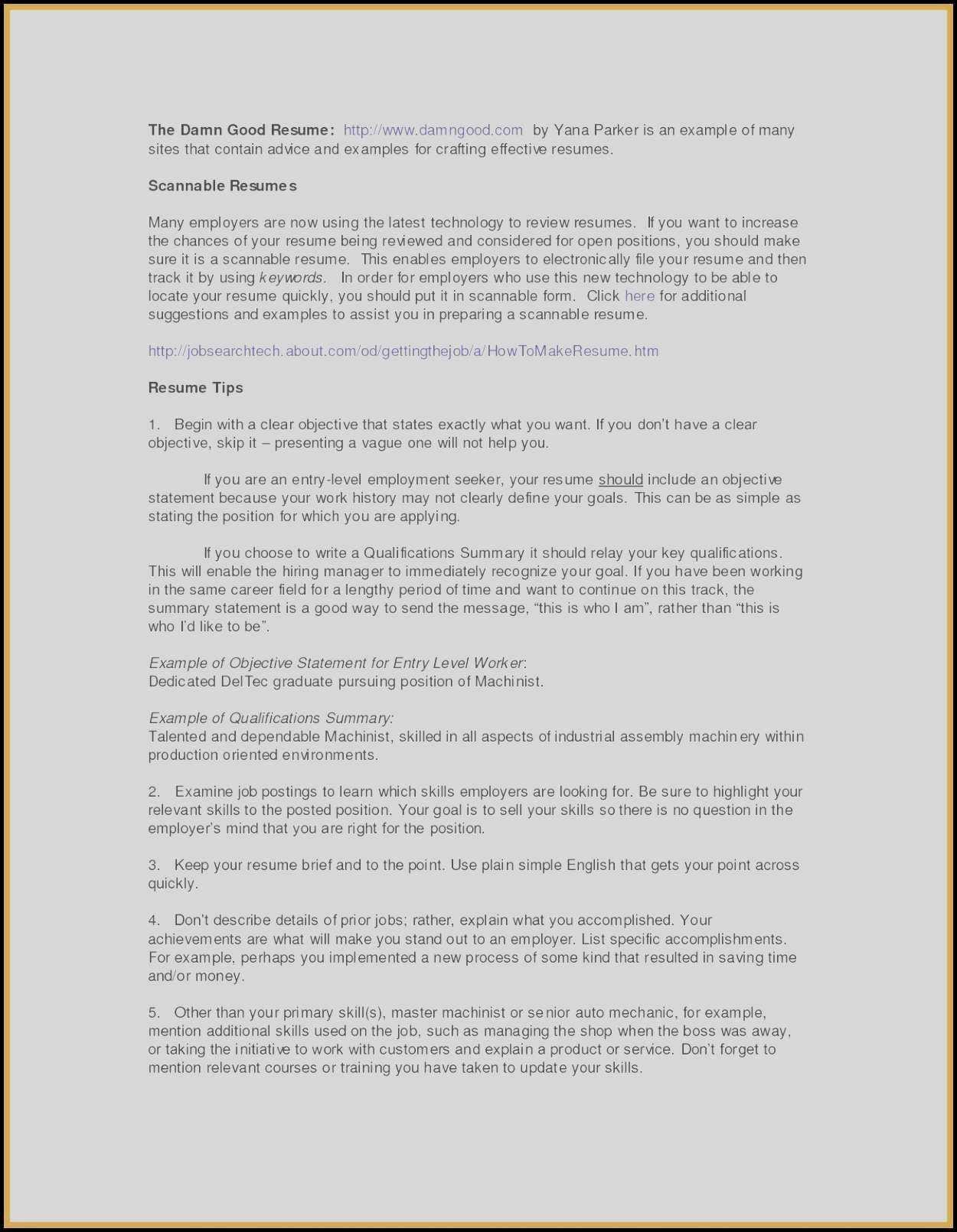Assembler Job Description for Resume - 19 assembler Job Description for Resume