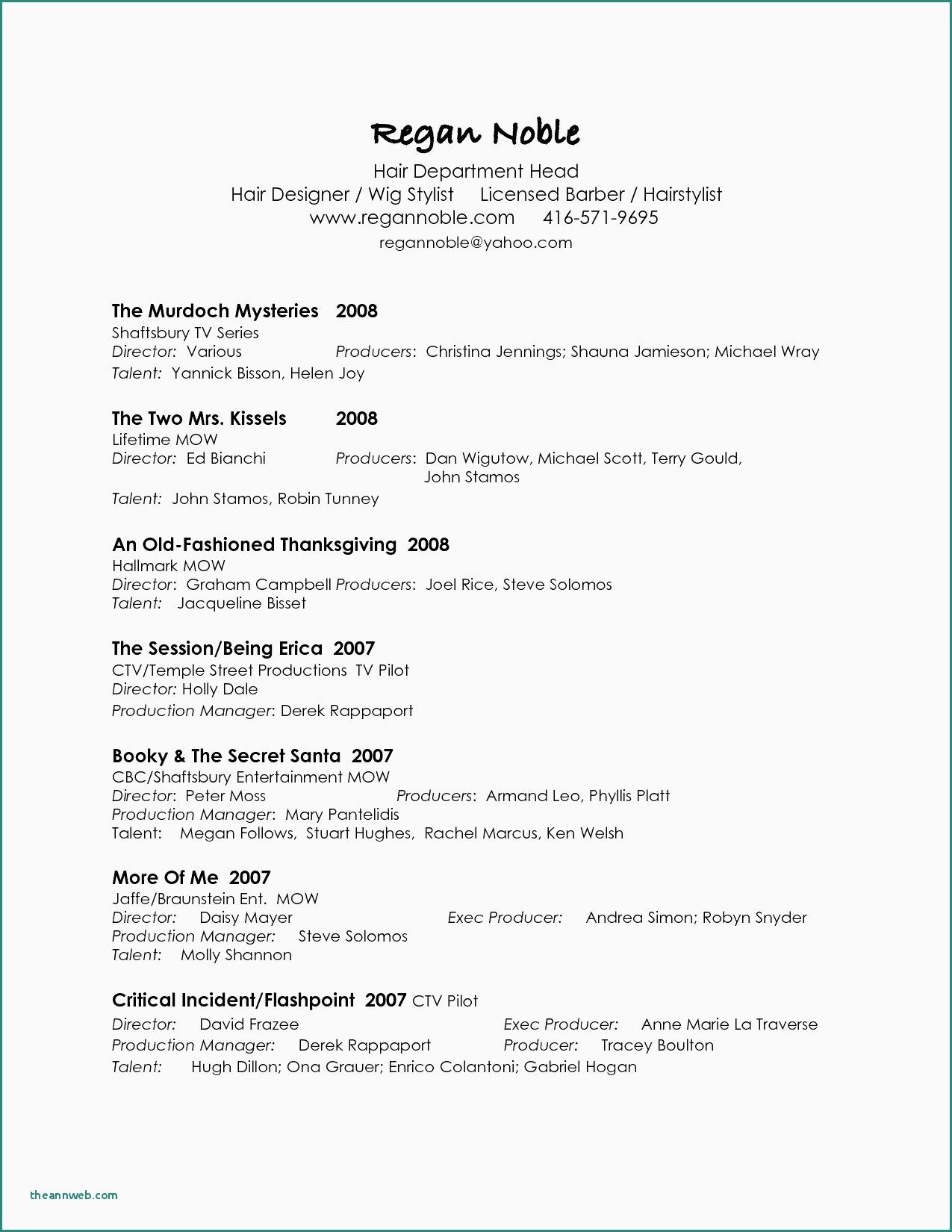 Award Winning Resumes - Actors Resume Best Resume Samples Luxury Best Actor Resume Unique