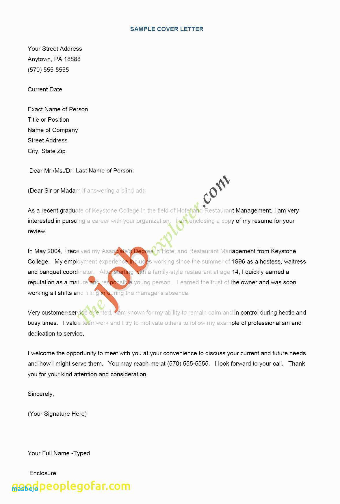 Bartending Duties On Resume - Server Description for Resume Resume for A Server Fresh Resume