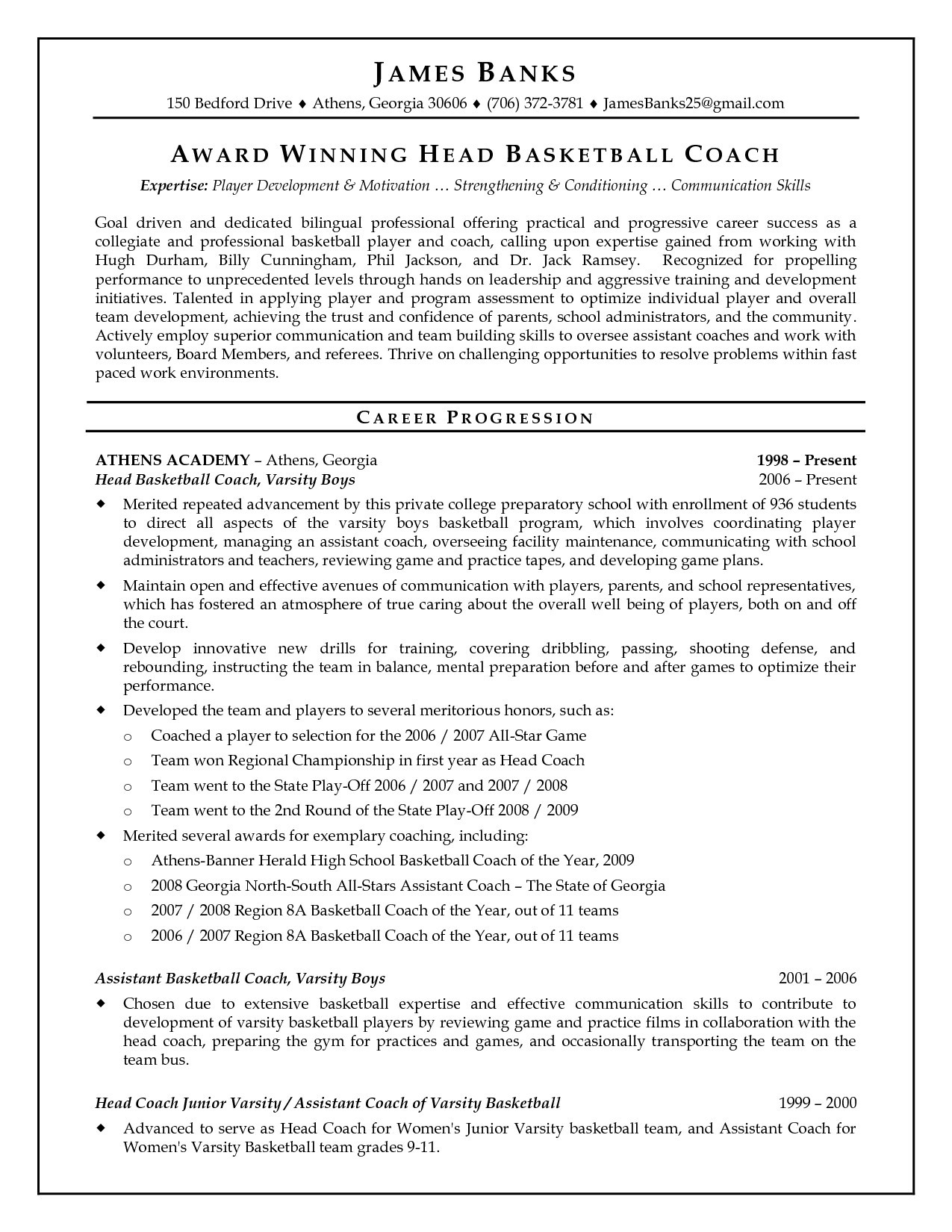 Basketball Resume Template for Player - Basketball Resume Examples 62 top Template for Player Collections