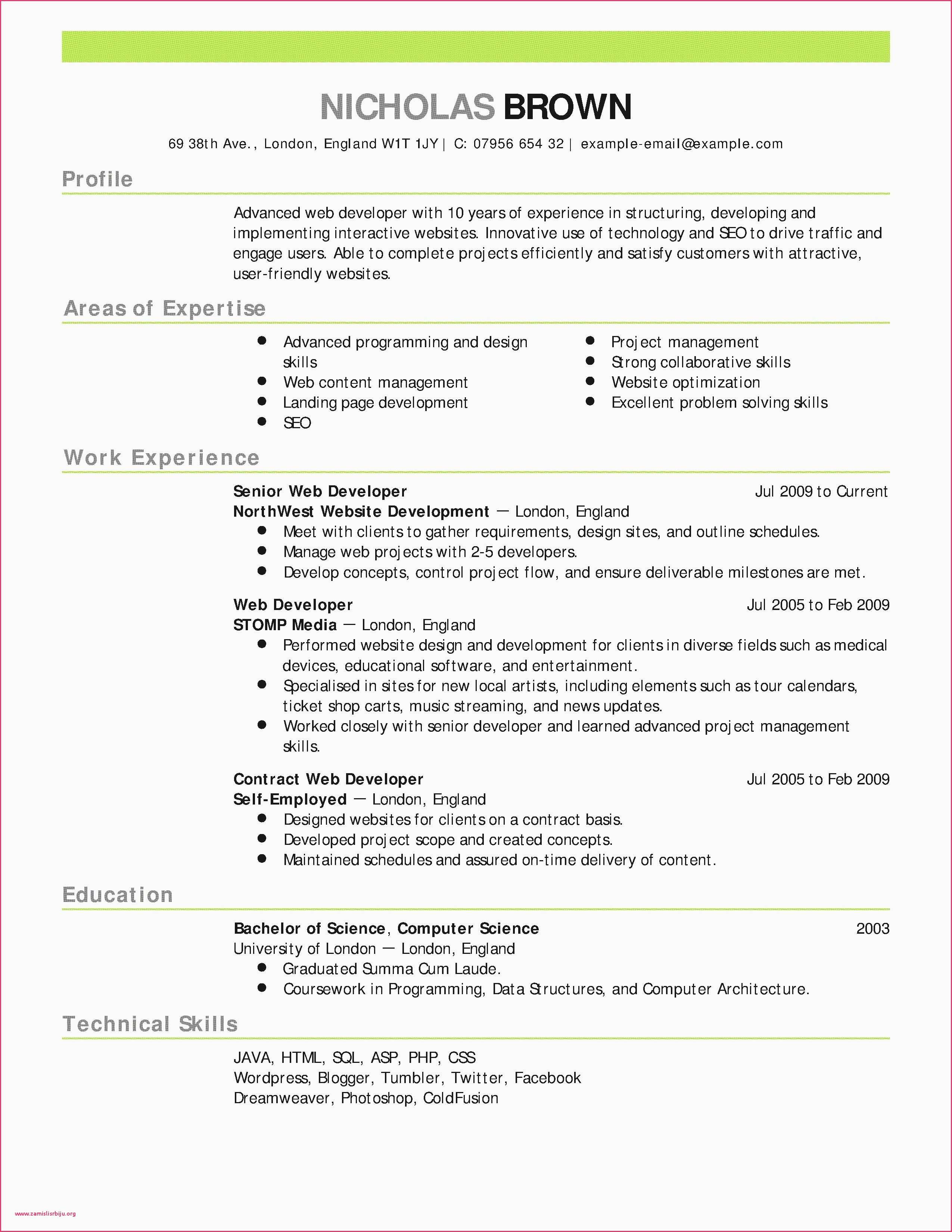 Beginner Actor Resume Template - Free Acting Resume Templa Best Example A Letter Head Cfo Resume
