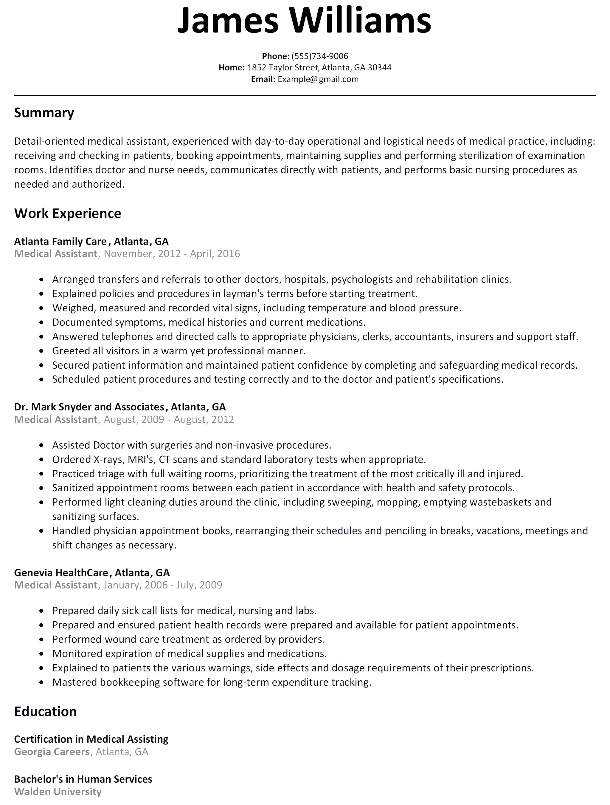 Best Administrative assistant Resume - 45 Design Medical Administrative assistant Resume