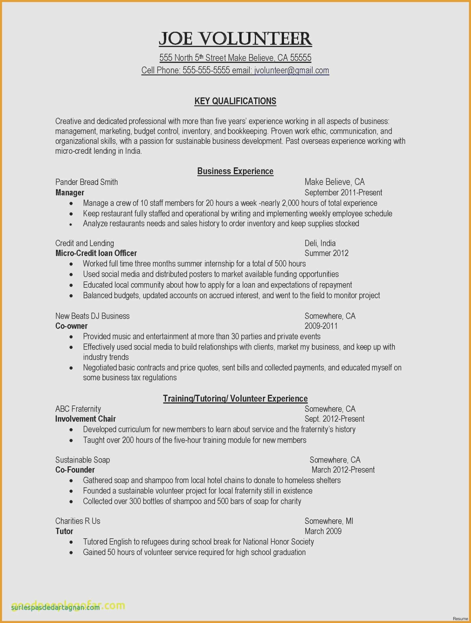 Best High School Resume - 42 Best High School Resume Builder