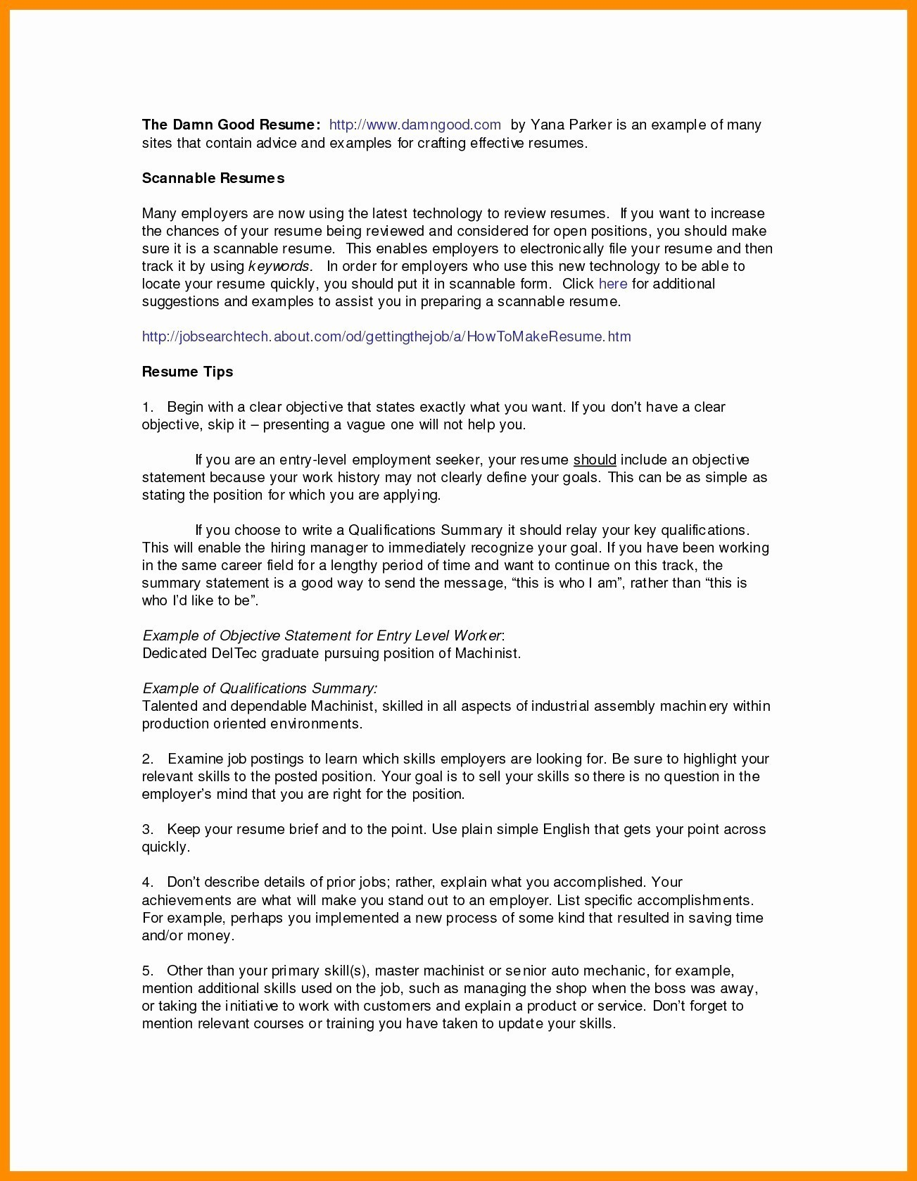 Best Place to Post Resume Online - Best Place to Post Resume Line Awesome Resumes for Dummies New