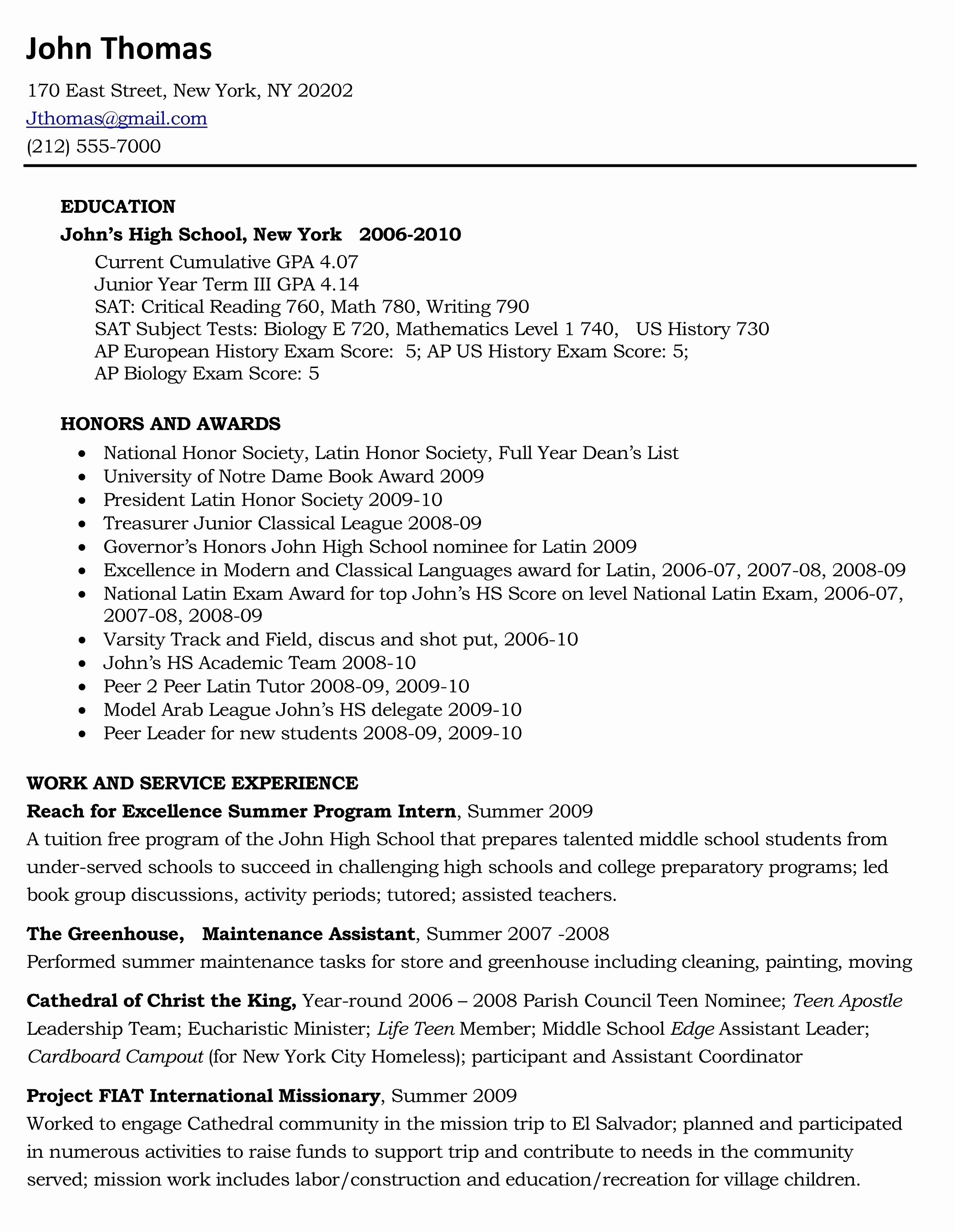 Biology Resume Template - Paralegal Resume Sample Elegant New Federal Government Resume