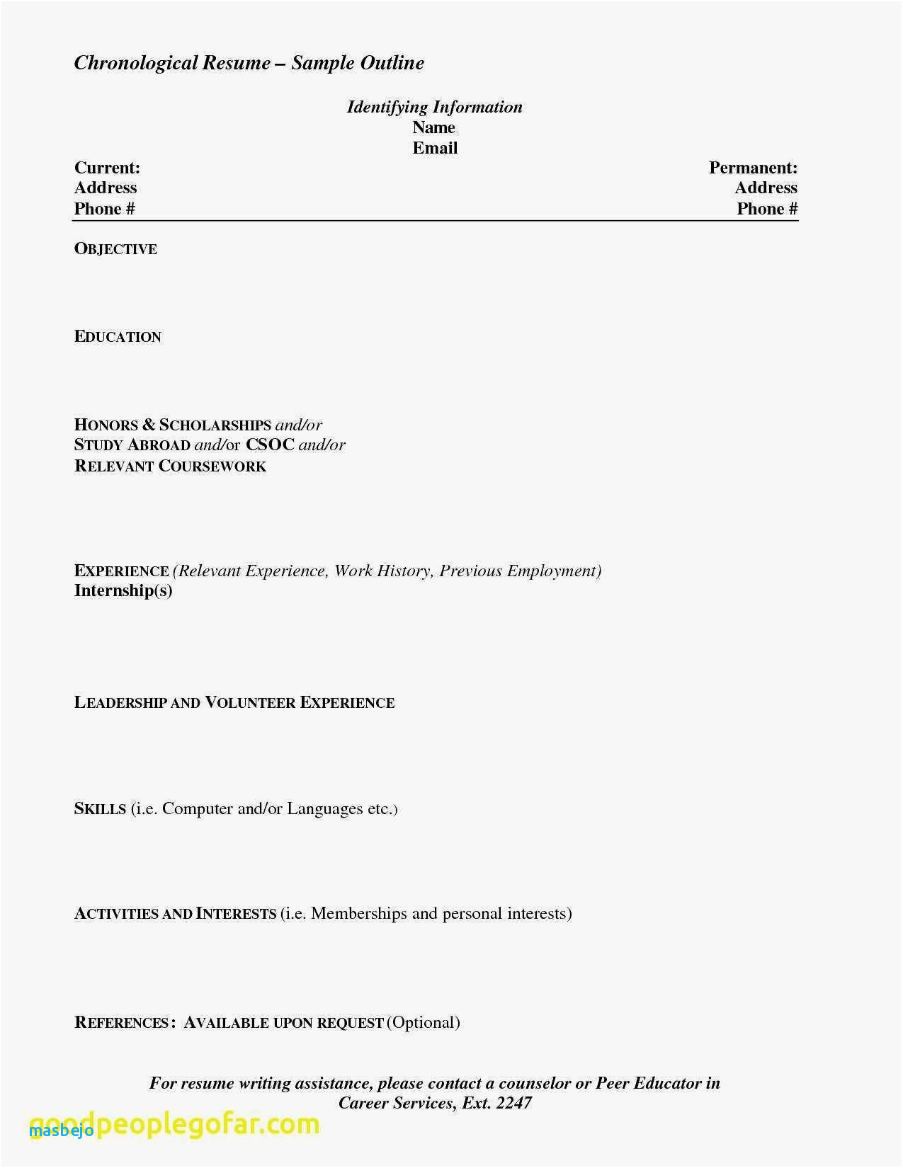 Boston Resume Service - Great Resumes New Resume for Highschool Students Excellent Resumes