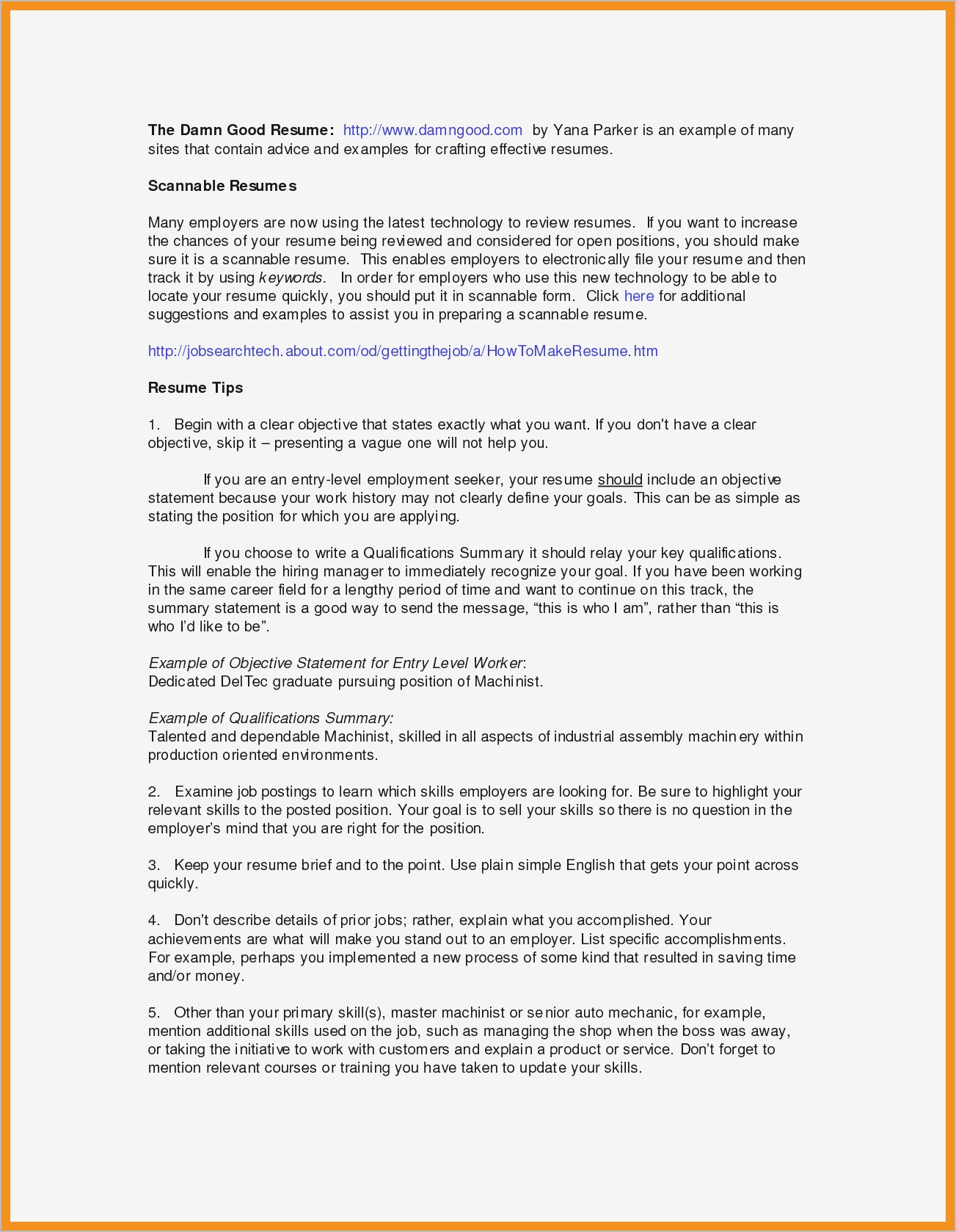 Brief Summary for Resume - Career Summary Resume Awesome Resume Career Overview Selo L Ink