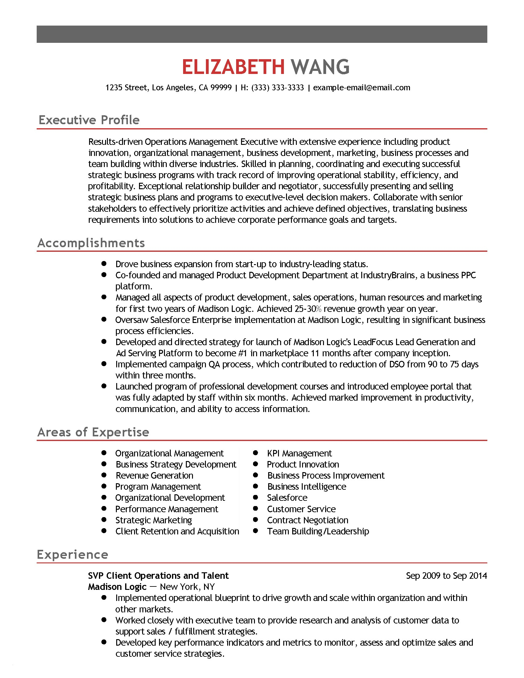 Business Analyst Resume - Entry Level Business Analyst Resume New Salesforce Business Analyst