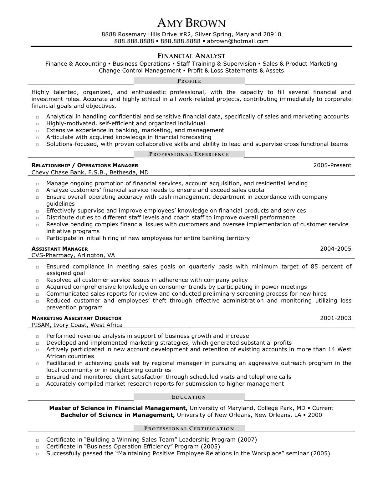 Business Analyst Resume Examples - Senior Financial Analyst Resume Sample Best Lovely Consulting Resume