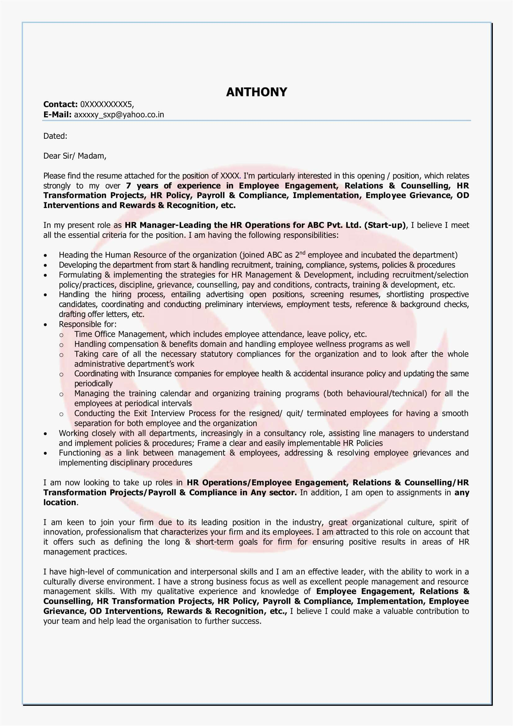 Business Analyst Resume Objective - Example Business Analyst Resume Fresh 30 Cover Letter Financial