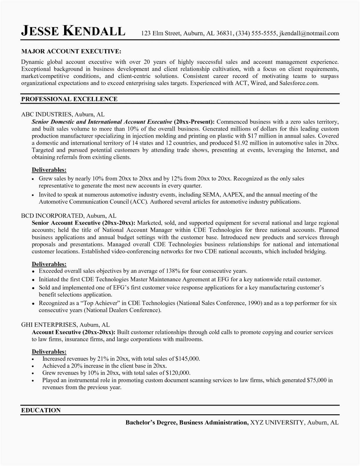 Business Development Resume Sample - Resume Sample Sales Representative Picture Resume for Sales Manager