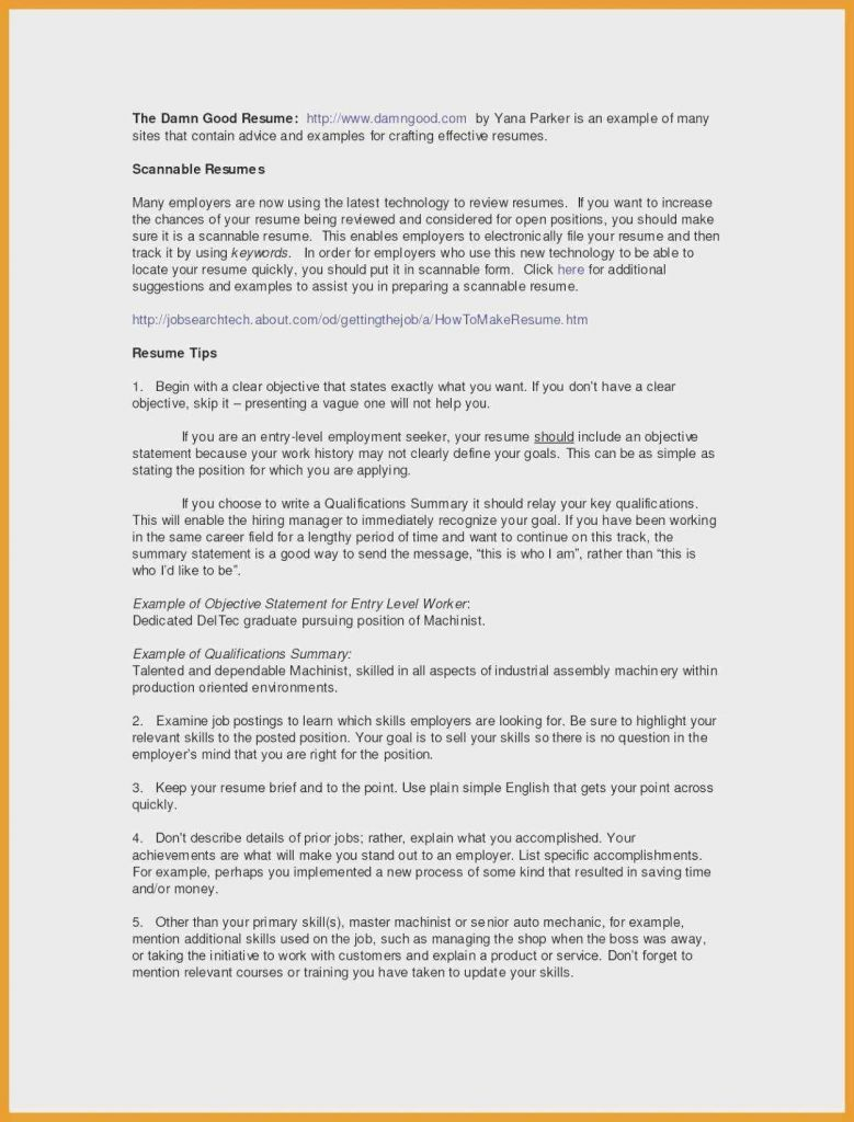 Career Change Objective Statement - Career Change Resume Objective Statement Examples New Resume