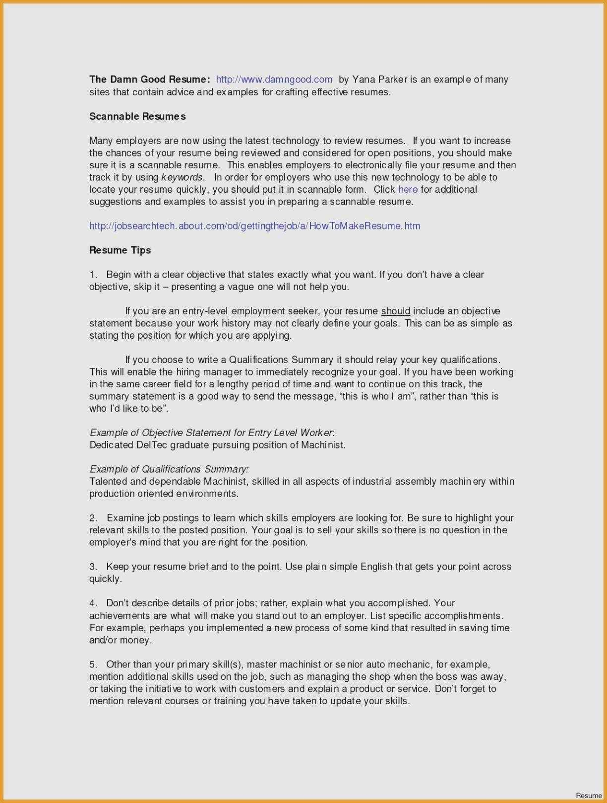 Career Change Objective Statement - Career Change Resume Objective Statement Examples New Career Change