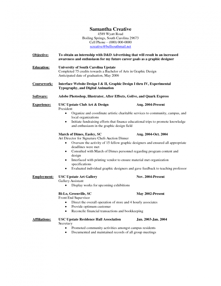 Career Objective for Resume for Fresher - Resume Design Graphic Designer Resume Sample for Fresher Graphic