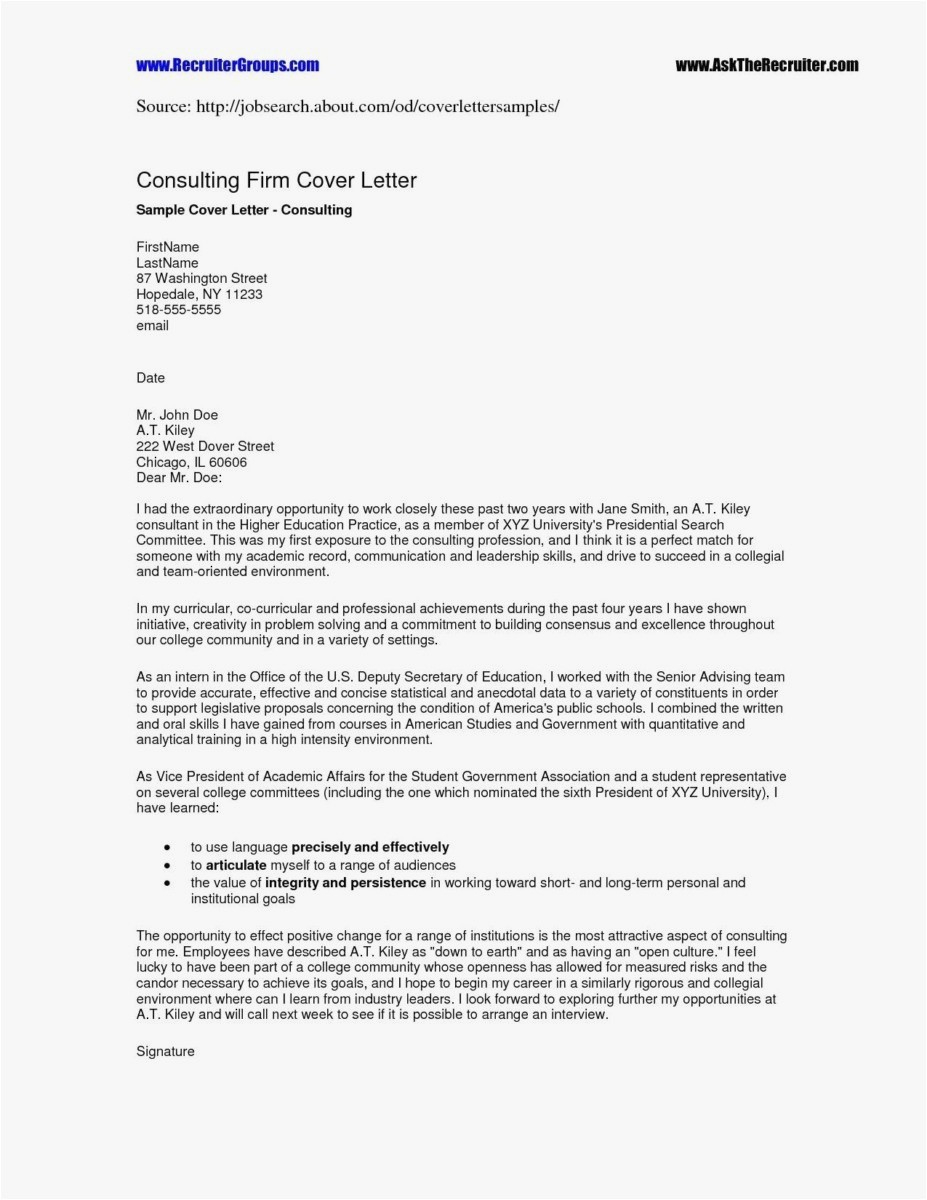 Career Transition Resume Sample - 22 Elegant How to Write A Cover Letter for A Resume