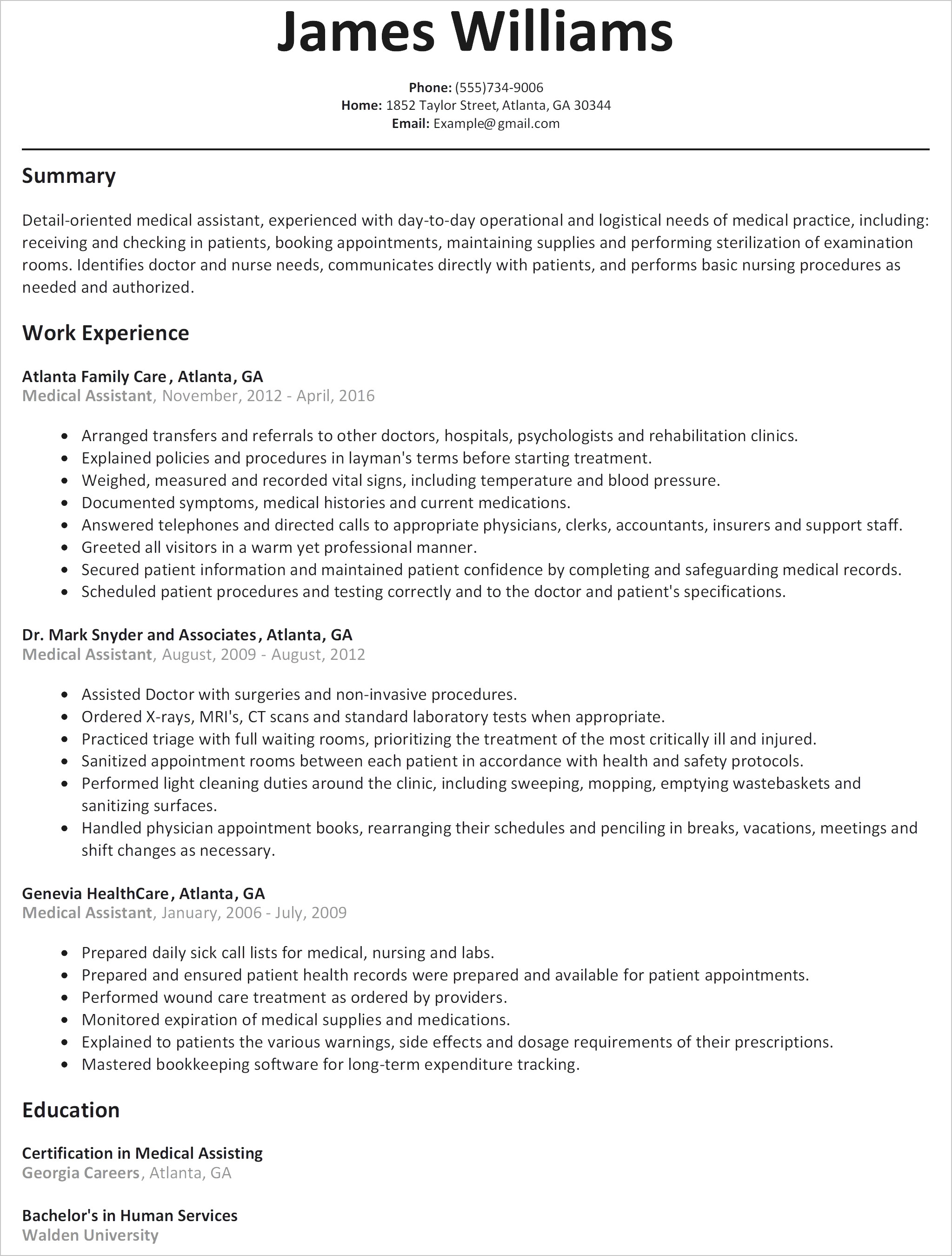 Careerbuilder Free Resume Template - 32 Unbelievable Career Builder Resume