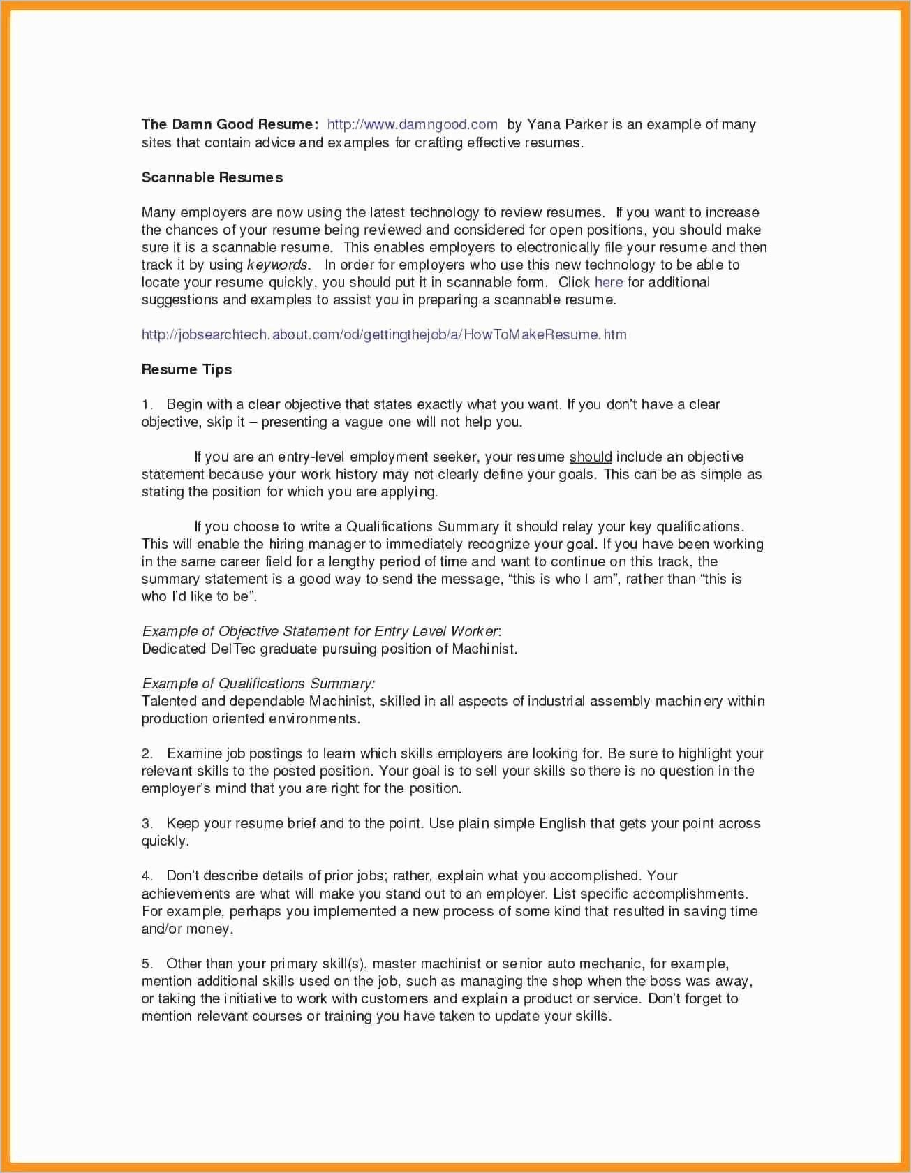 Caregiver Resume Summary - Esume Objectives for Customer Service Fresh 23 Caregiver Resume