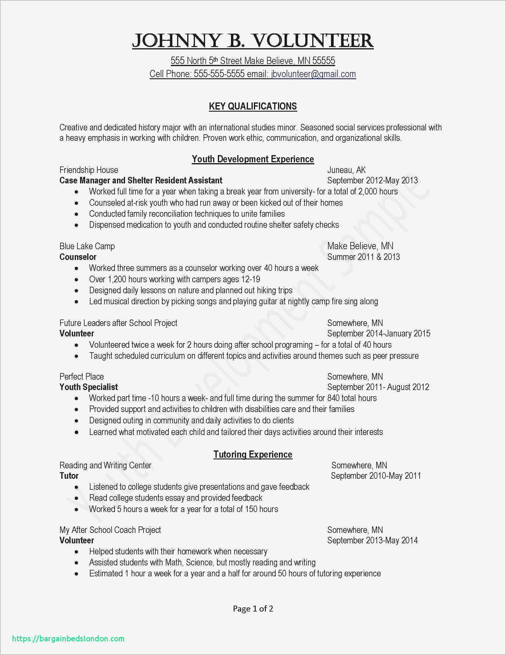 Child Acting Resume Template - Actor Cover Letters