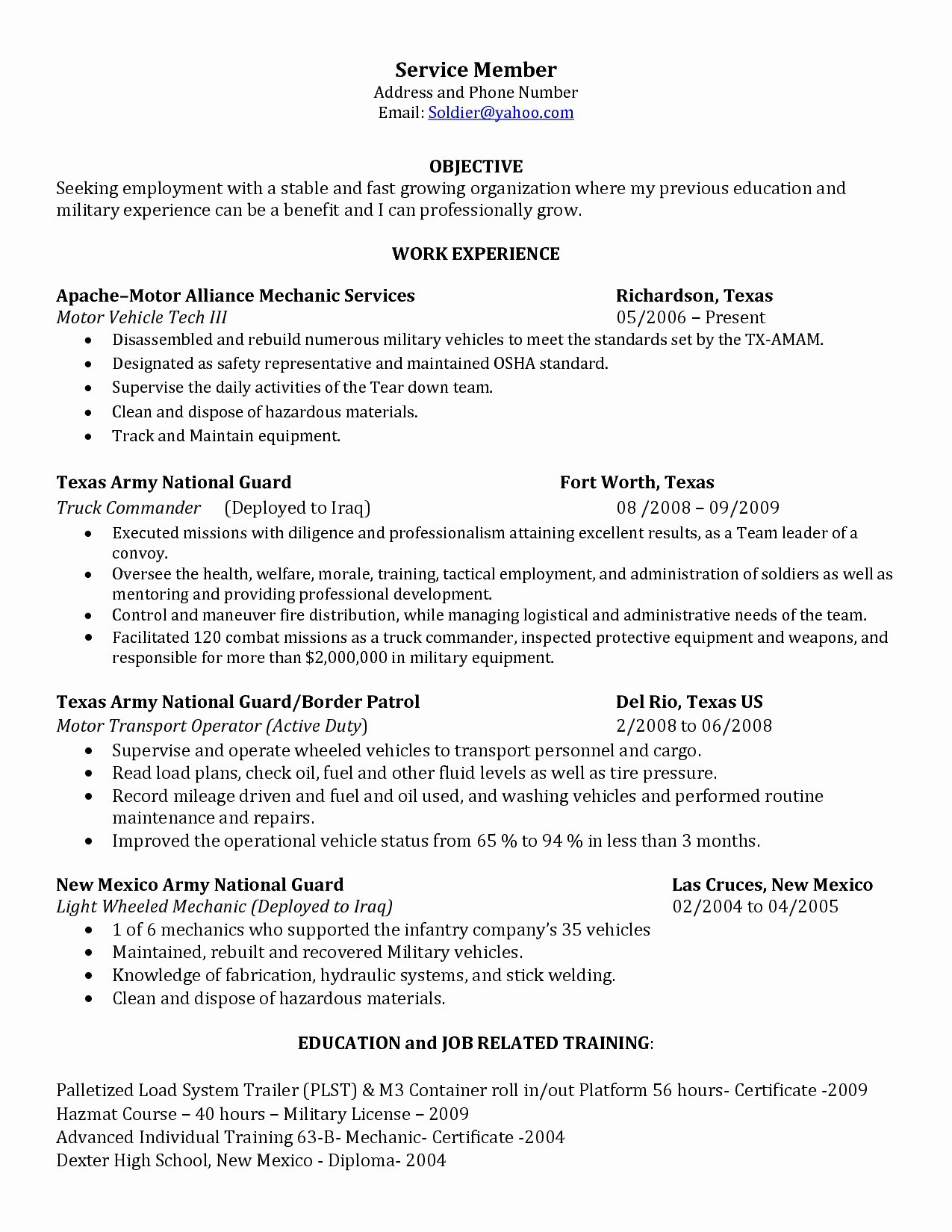 Clean Resume Template - Cleaning Resume Fresh Luxury How to Write A Proper Resume Example