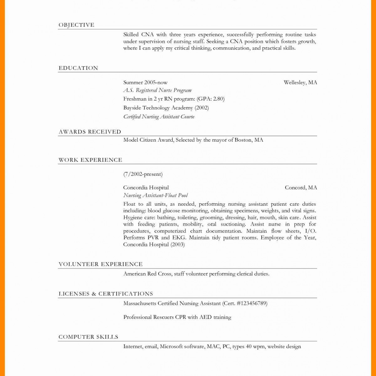 Clerical Resume Template - Python Resume Charming Outdoor Resume Template Elegant Resume