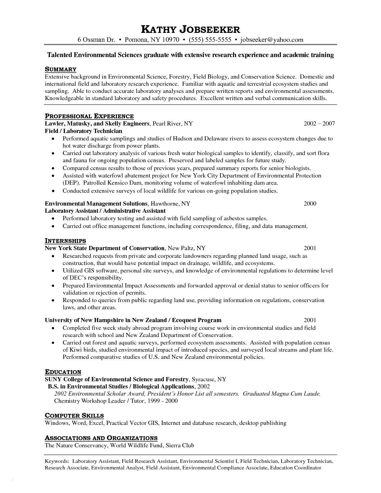 Clinical Research Coordinator Resume - 16 Clinical Research Coordinator Resume