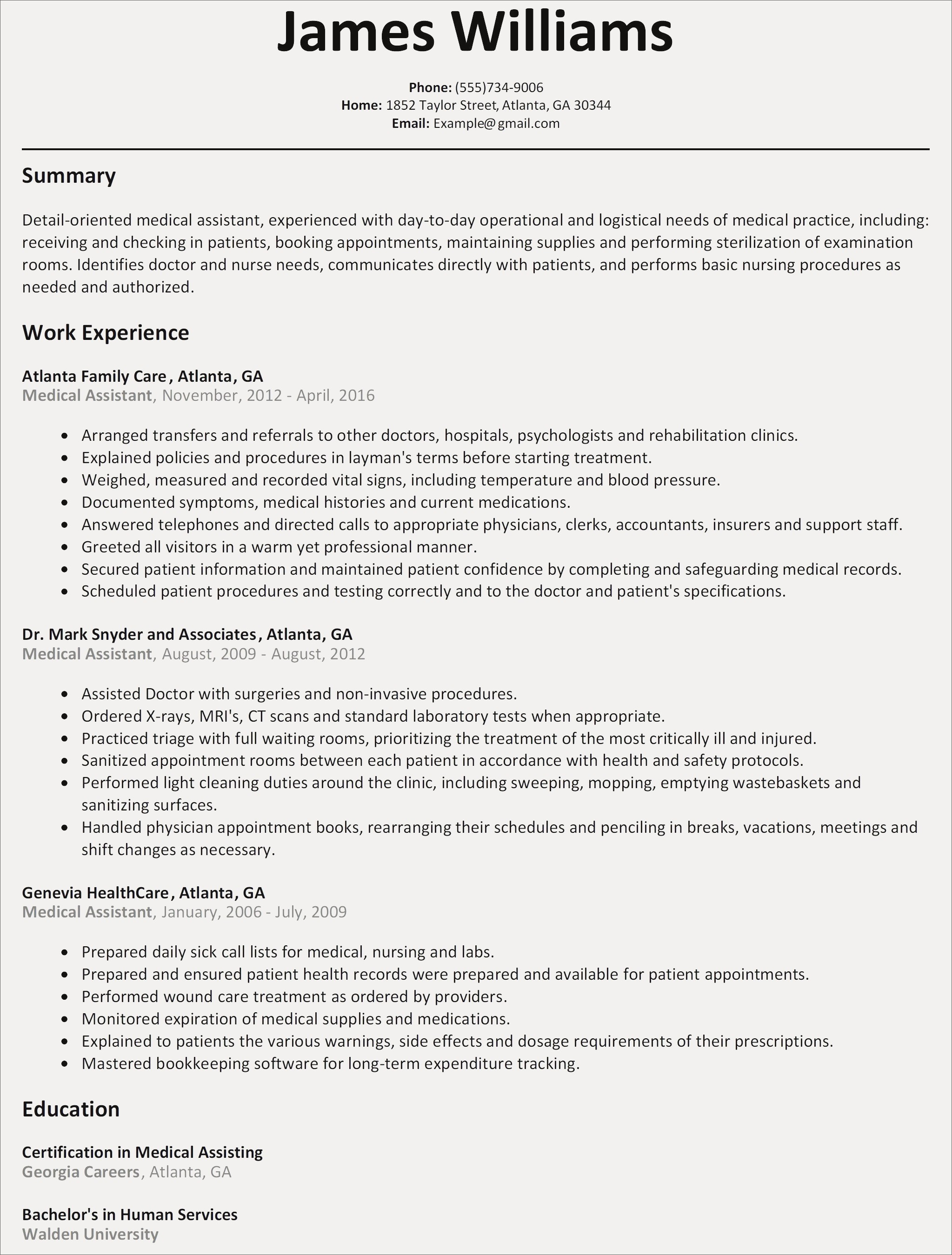 Clinical Research Resume - Skill Examples for Resume Inspirationa Examples Skills Fresh Skills