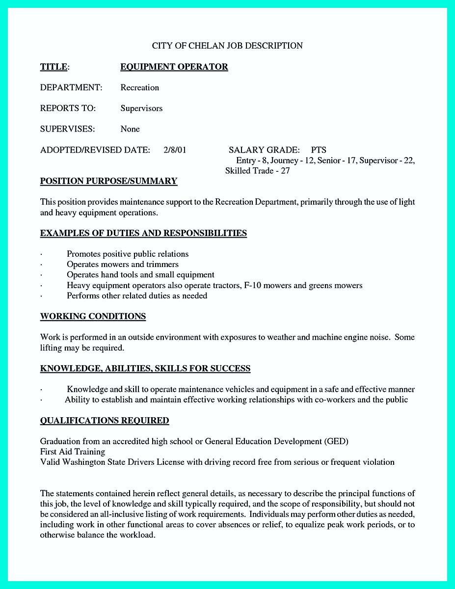 Cnc Machinist Resume - Cool Writing Your Qualifications In Cnc Machinist Resume A Must