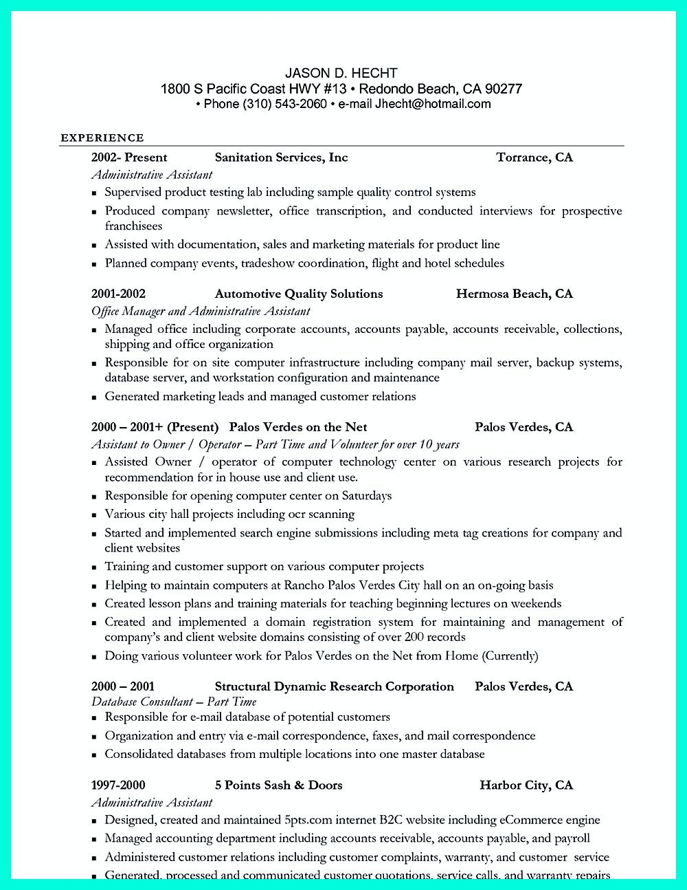 Cocktail Server Resume - Cocktail Server Resume Skills are Needed so Much by the Pany or