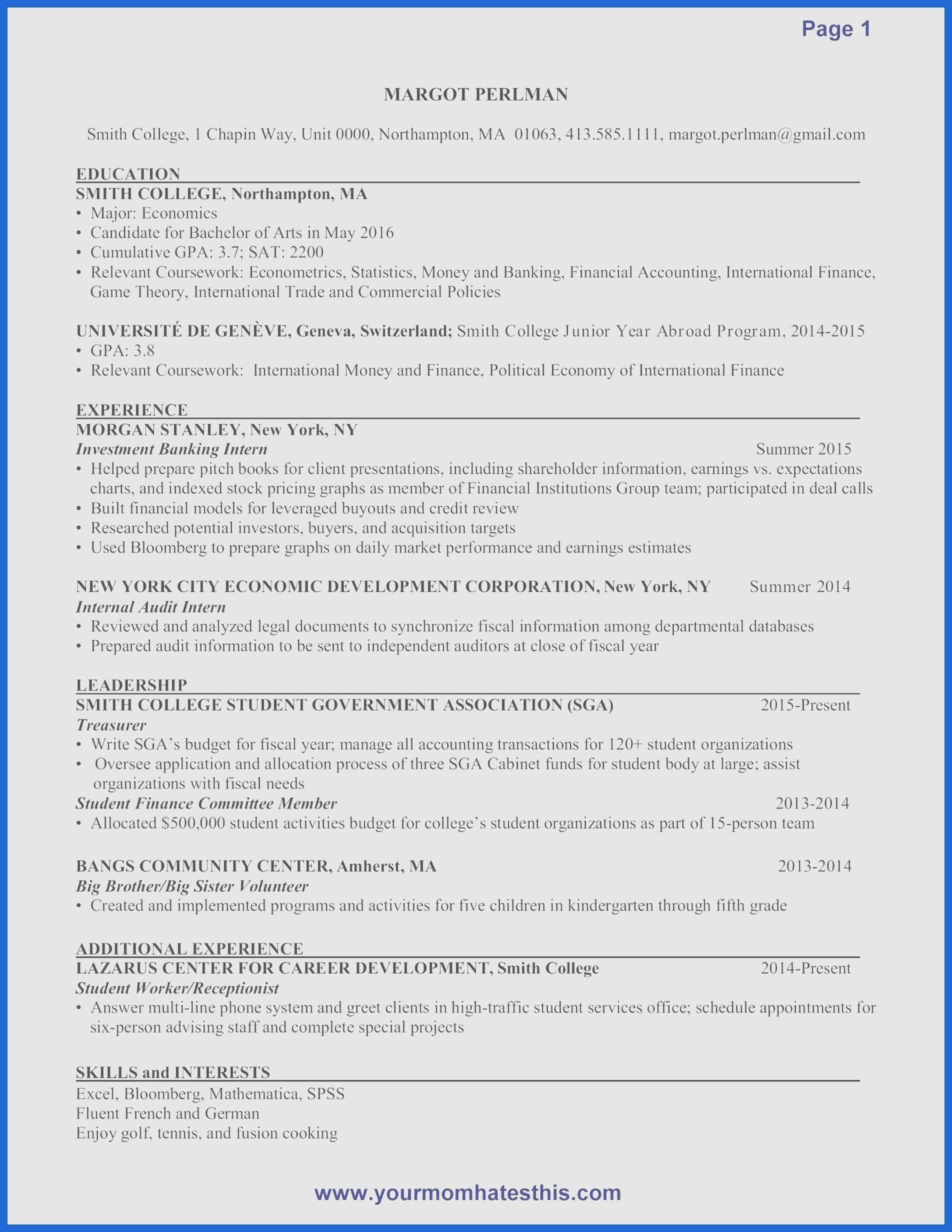 College Golf Resume Template - √ Golf Notebook Template Elegant Resume Examples for Golf