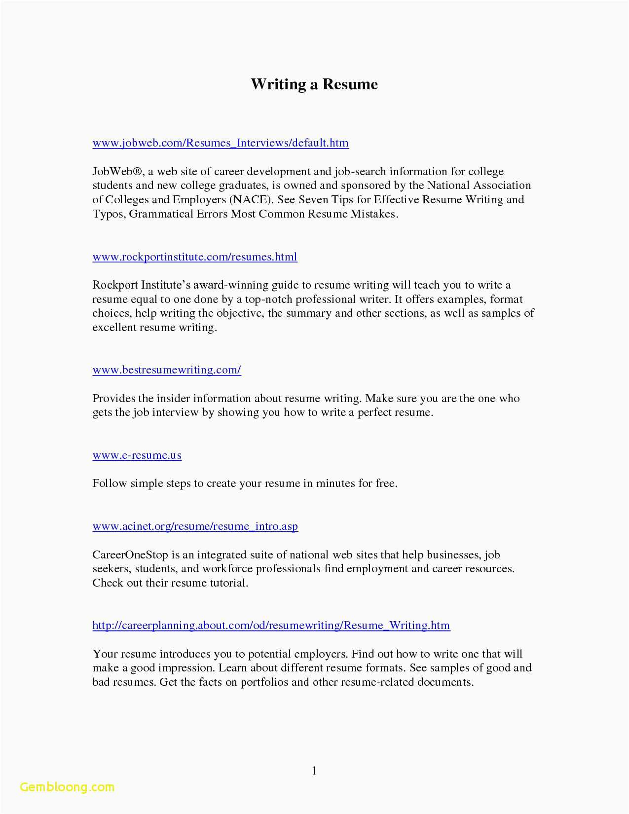College Scholarship Resume - 20 New College Letter Re Mendation Template Example