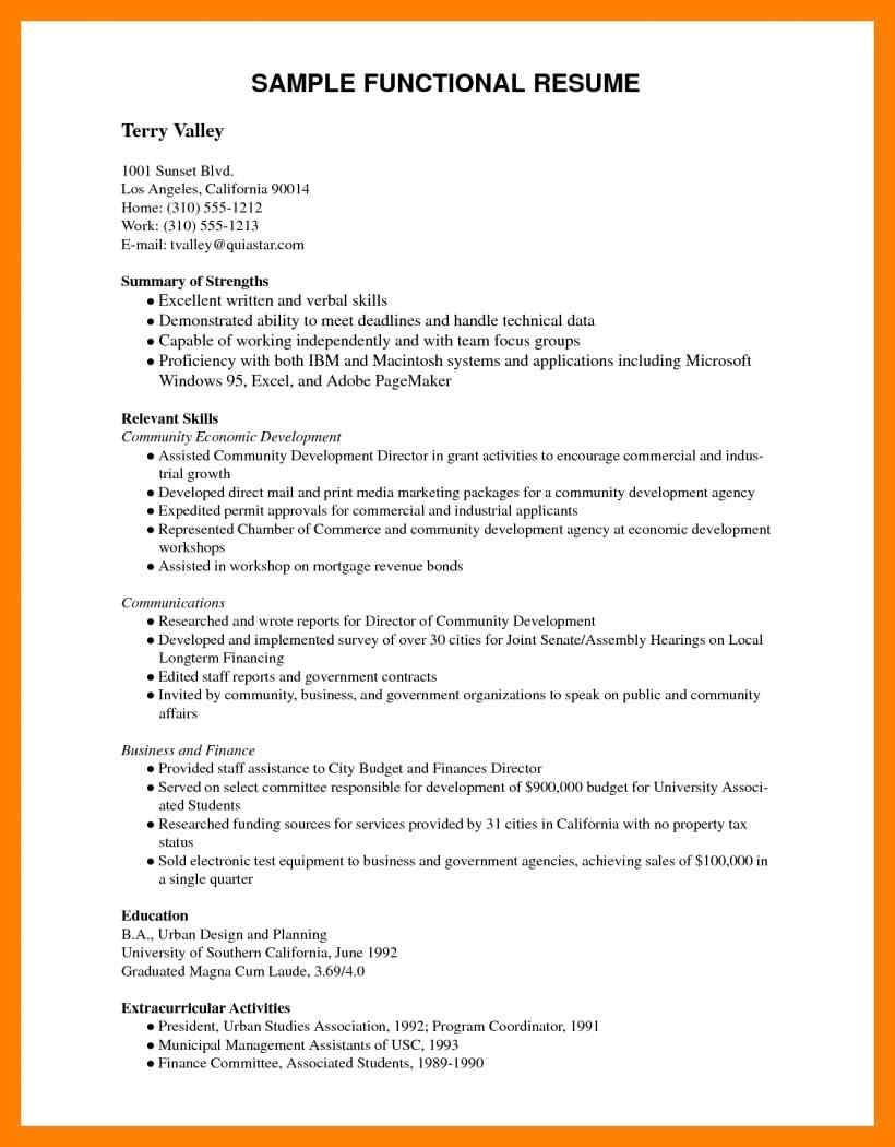 11 common app resume collection