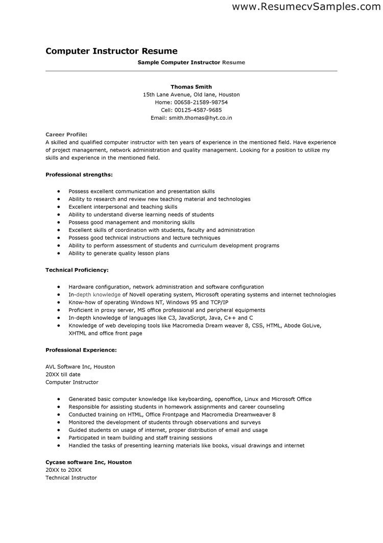 Computer Skills to List On Resume - Puter Hardware Skills for Resume Download Free Puter Skills