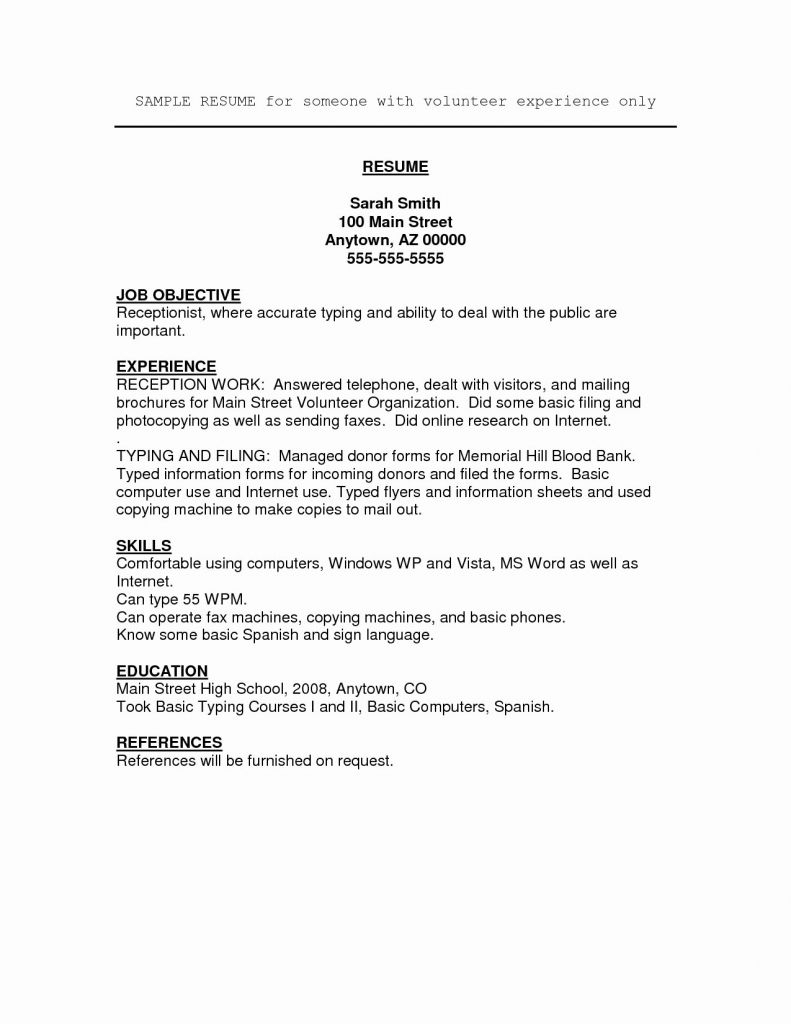 Computer Tech Resume Template - Example Information Technology Resume Examples Vcuregistry