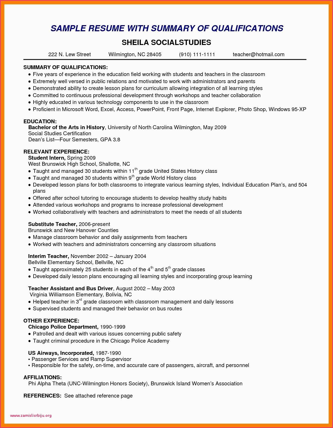 Construction Superintendent Resume Template - Superintendent Resume Construction Superintendent Resume Luxury
