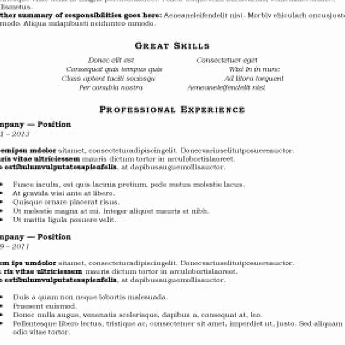 Cook Resume Template - Line Cook Resume New Cook Resume Cook Resume Sample Pdf Unique