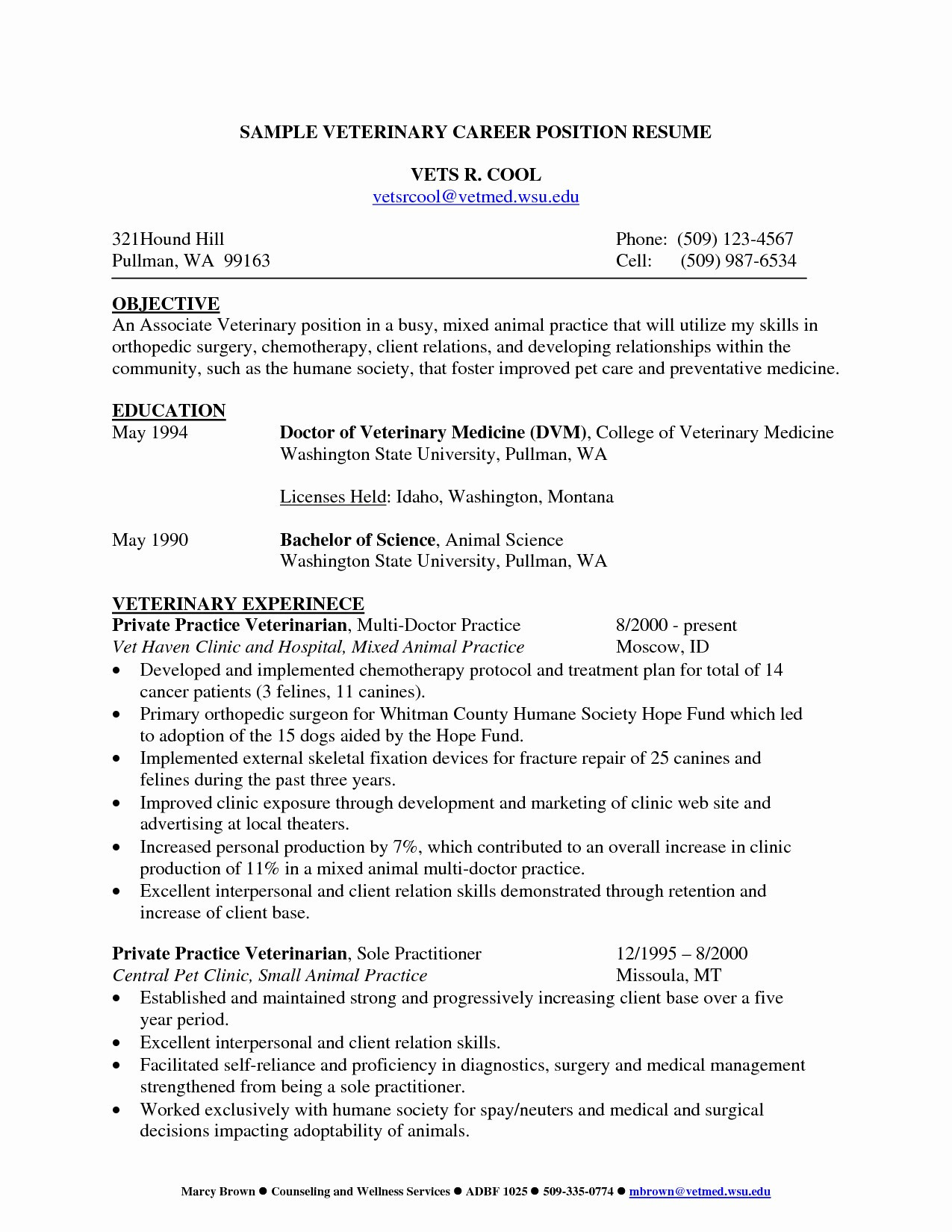 Counselor Resume Template - Counselling Letter Template 2018 Professional Pharmacy Tech Resume