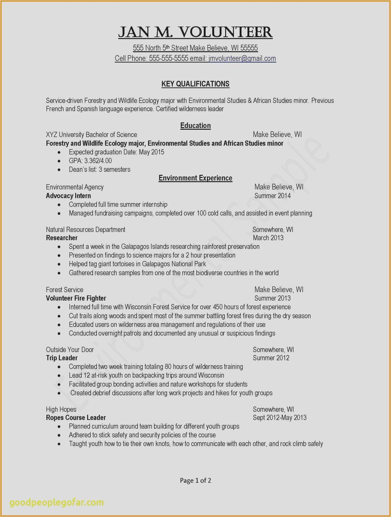 Create Your Own Resume - 21 A Resume is Sample