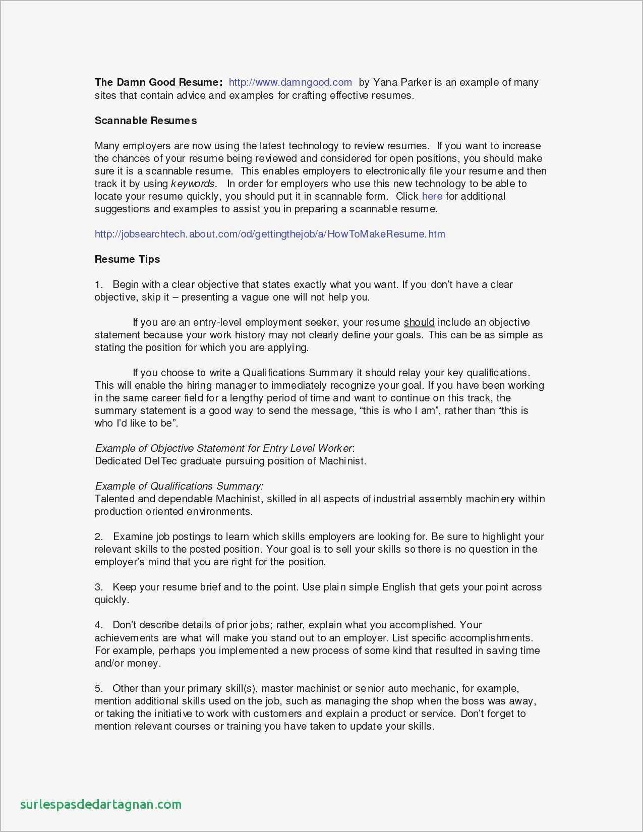 Creating the Perfect Resume - How to Build the Perfect Resume Elegant Creating A Resume Awesome