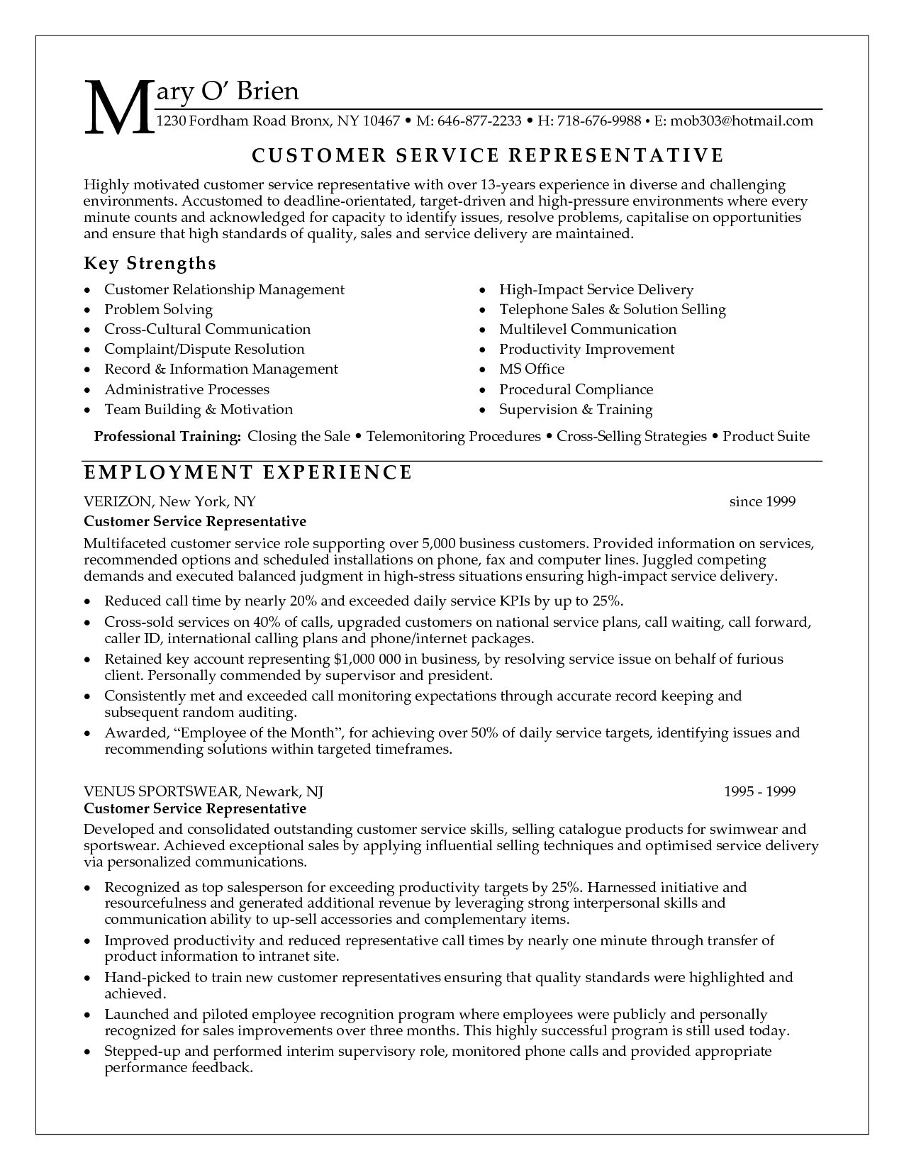 Customer Service Experience Resume - Resume Skills Examples Customer Service Best Best Sample College