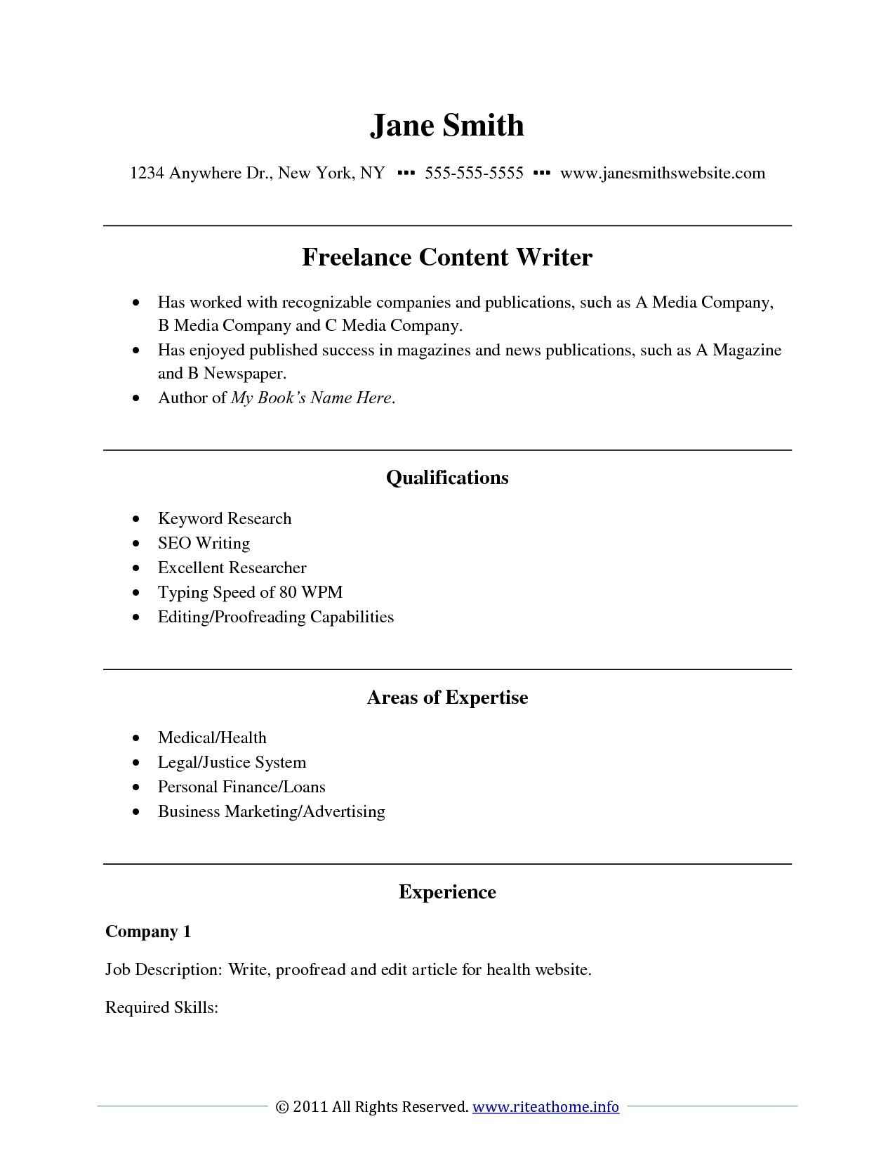 Cyber Resume - 30 Awesome Cyber Security Resume Examples