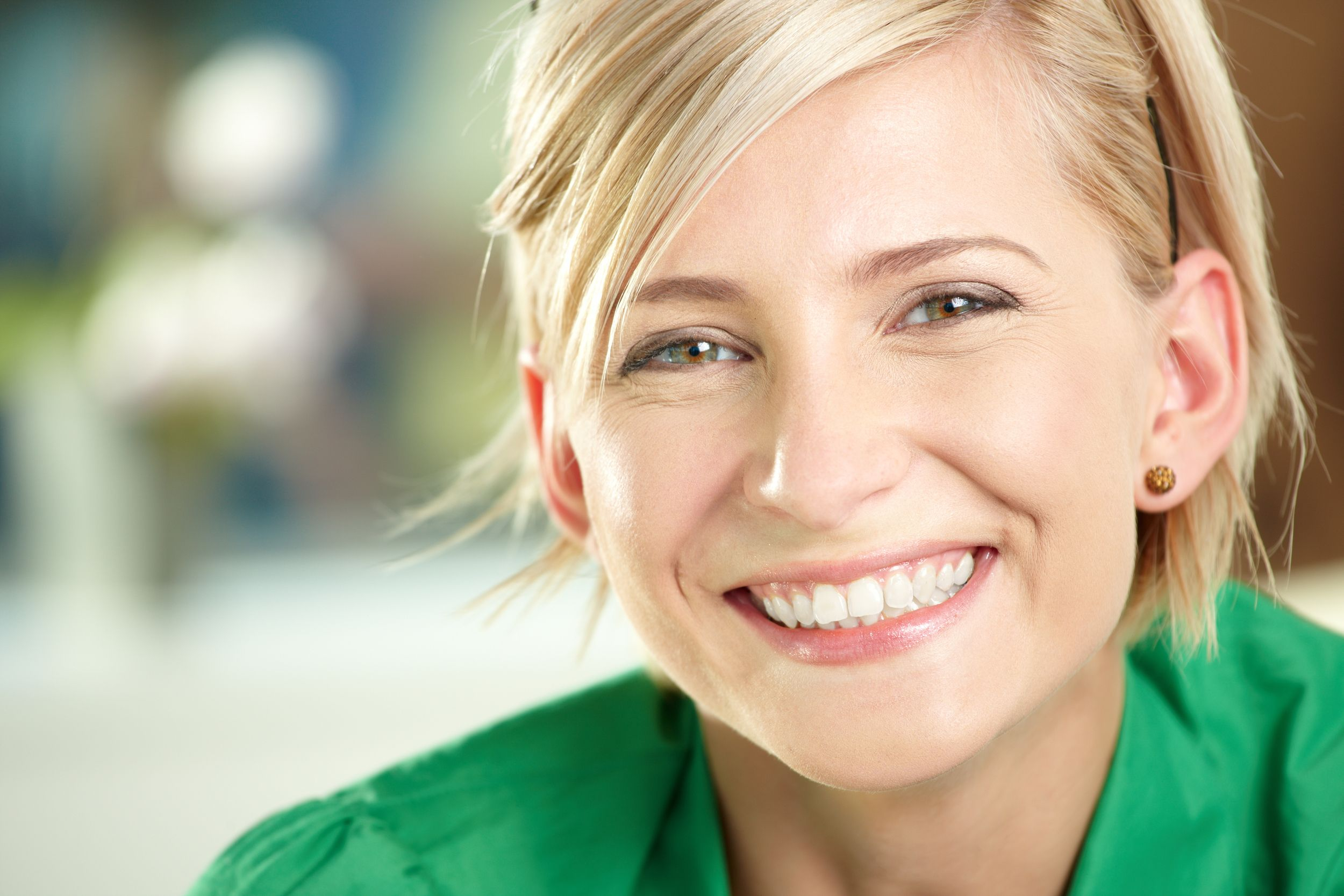 Dental assistant Hairstyles - Wearing Green is Not Just A St Paddy S Custom Green Refreshes Your