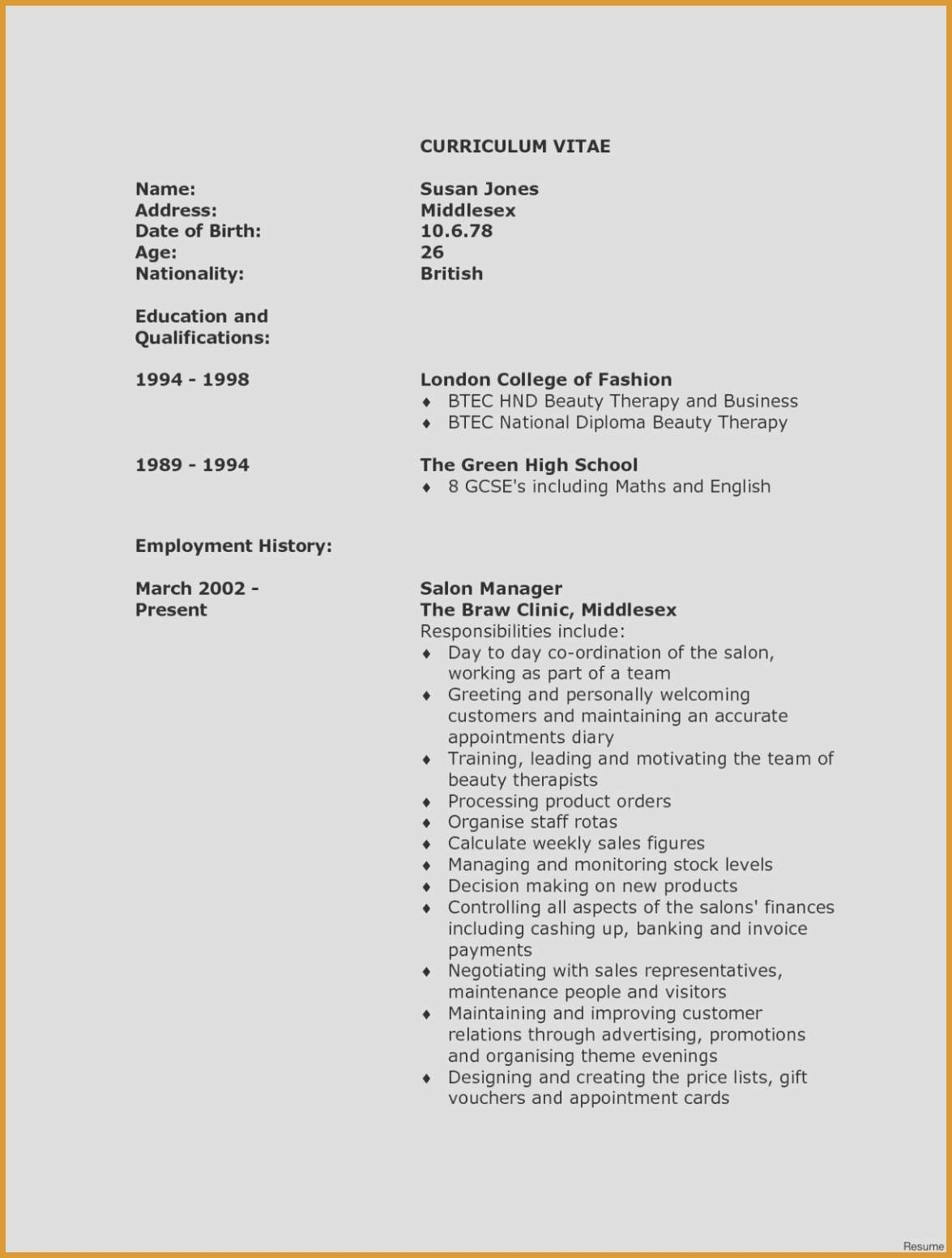 Dentist Resume Template - Resume for Dental assistant Luxury 30 Collection Dental assistant