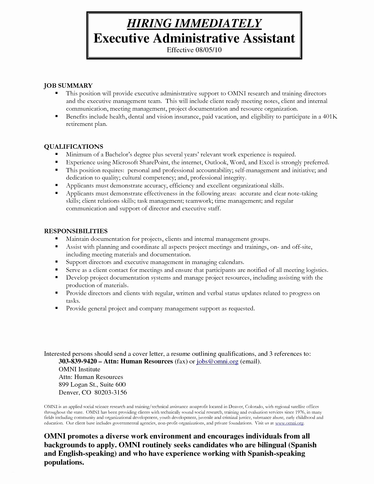 Dhs Personal assistant Job Description - Personal assistant Job Description Resume